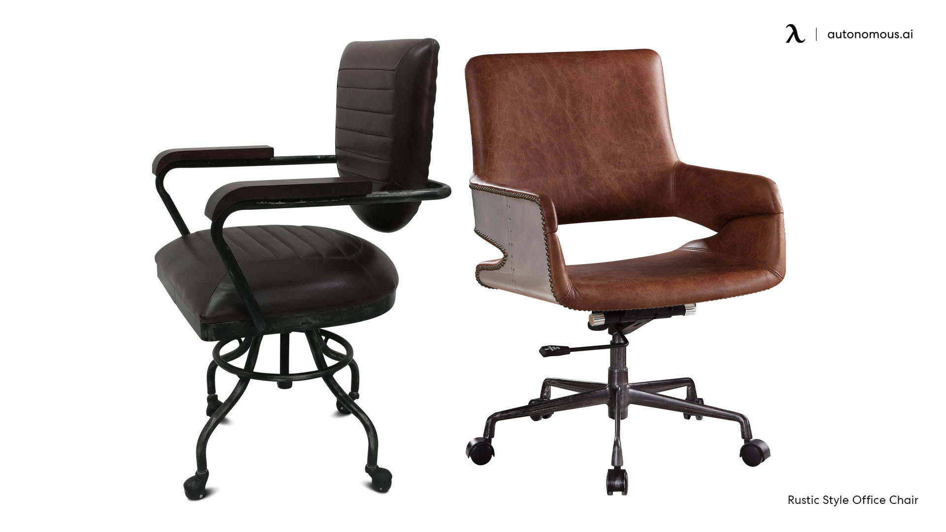 Photo of Rustic Style Office Chair