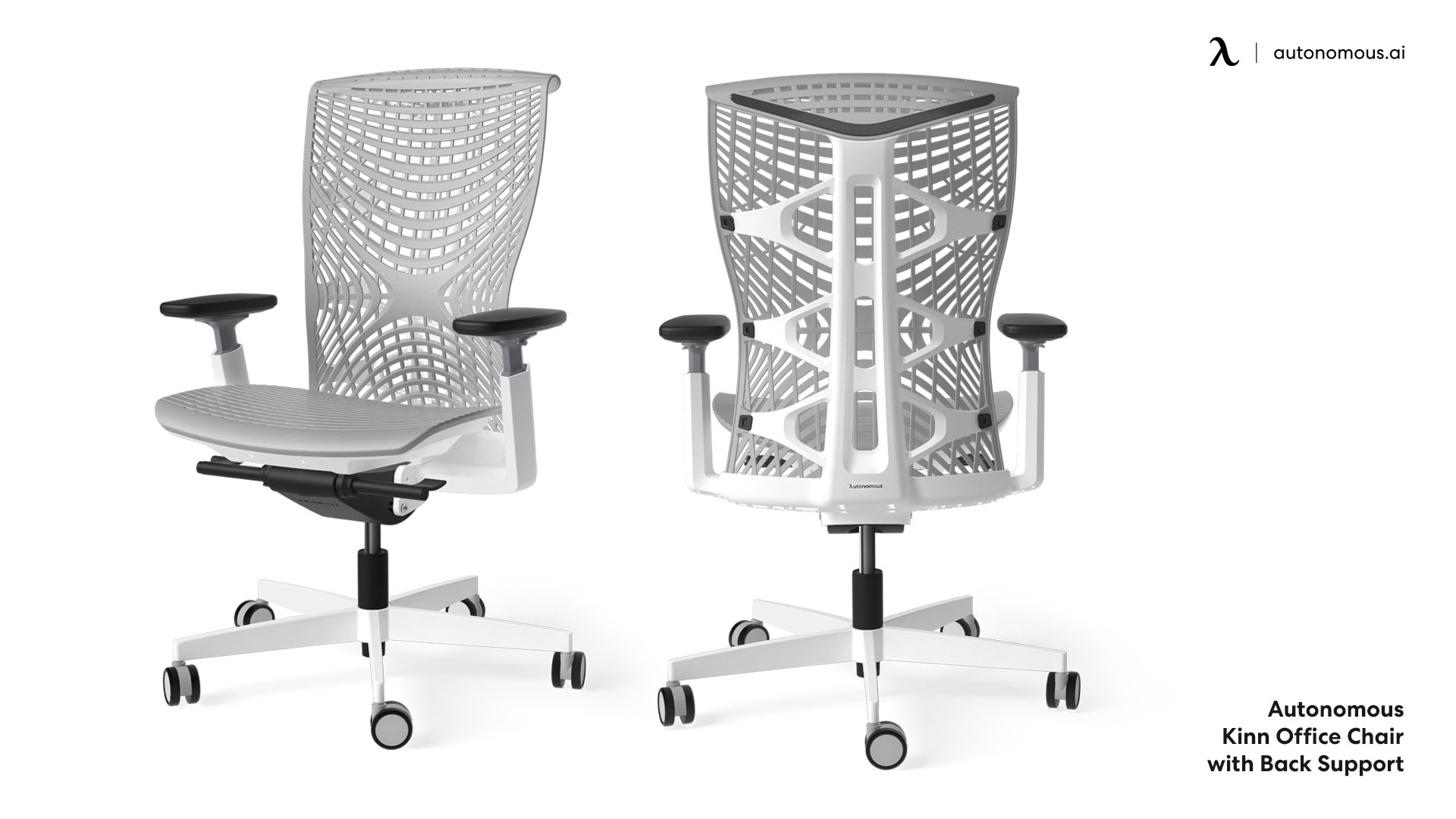 Kinn Office Chair with Back Support