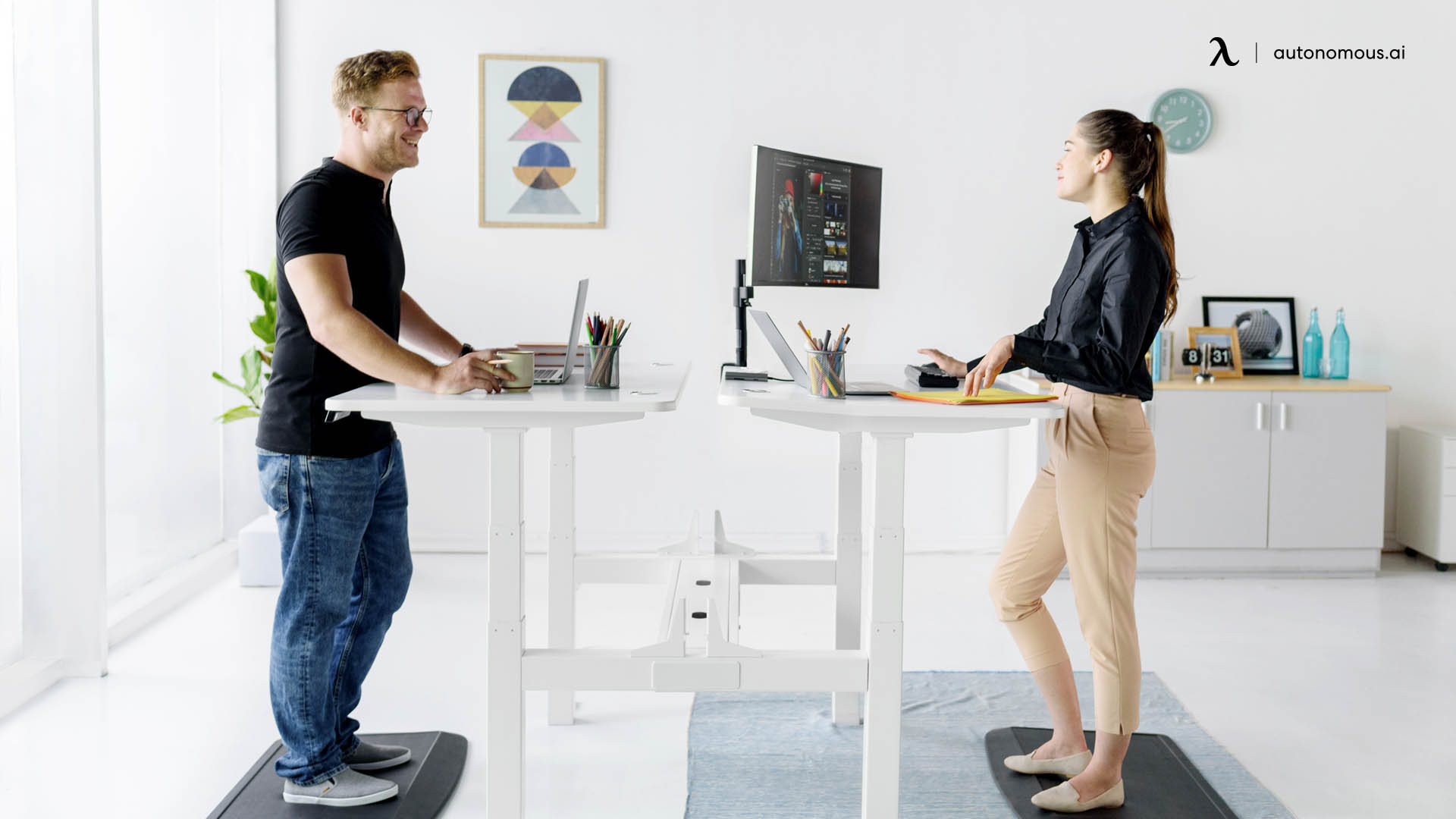 How to set up remote working office