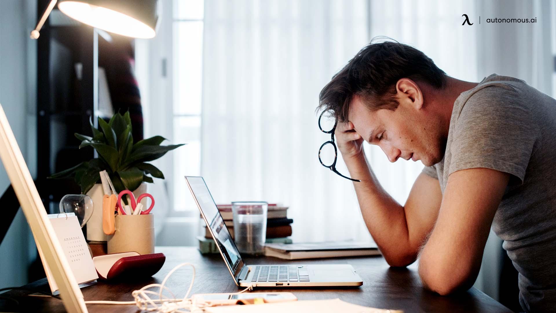 Overcome procrastination at work