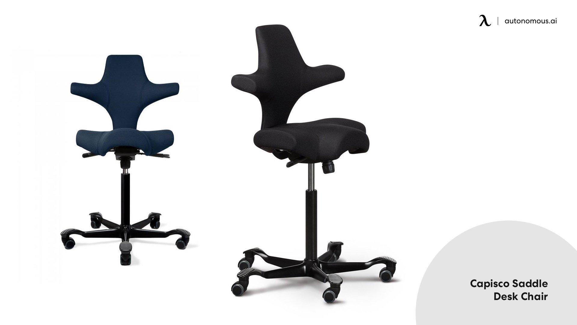 Capisco Saddle Desk Chair