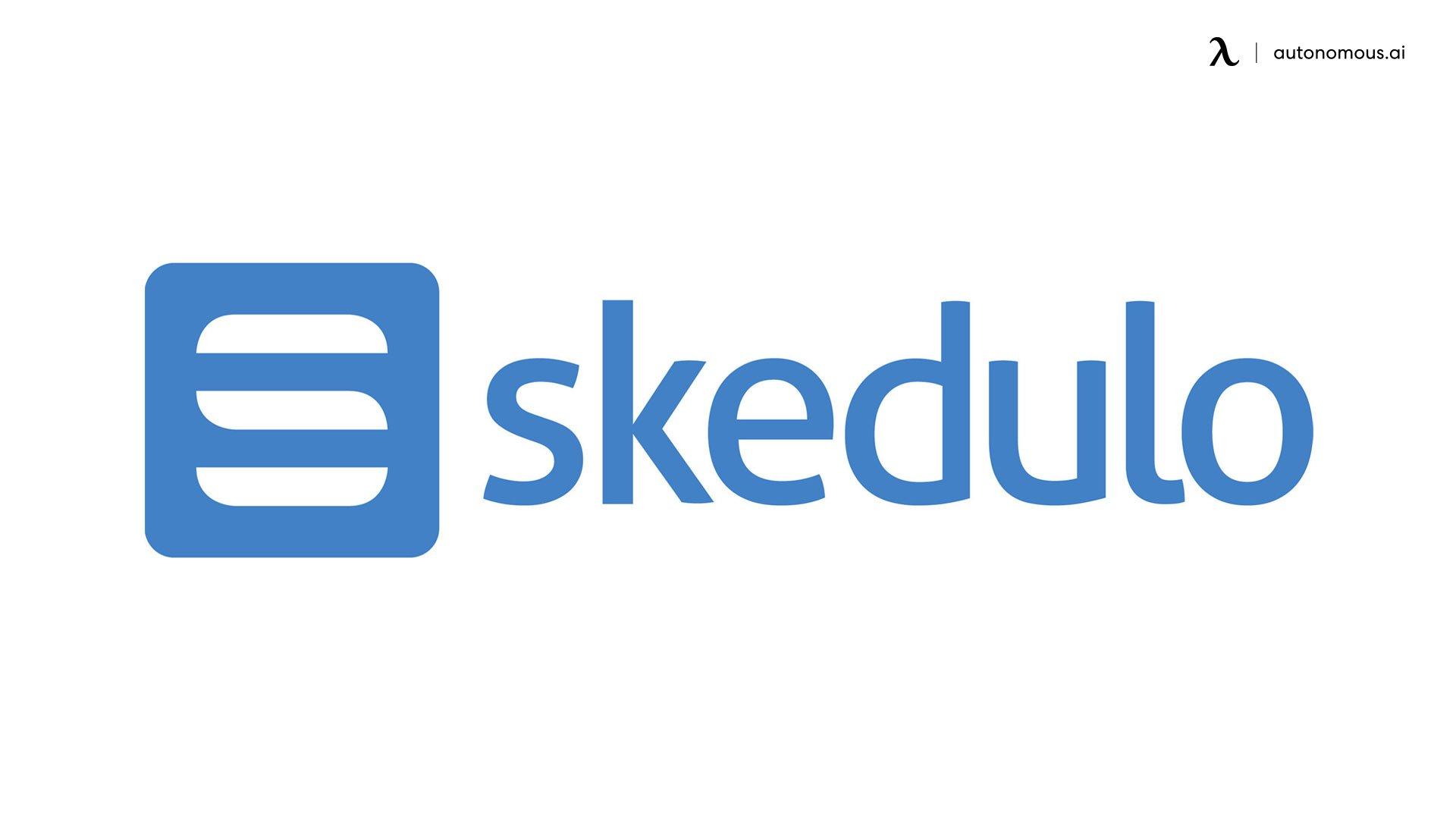 Skedulo productivity app