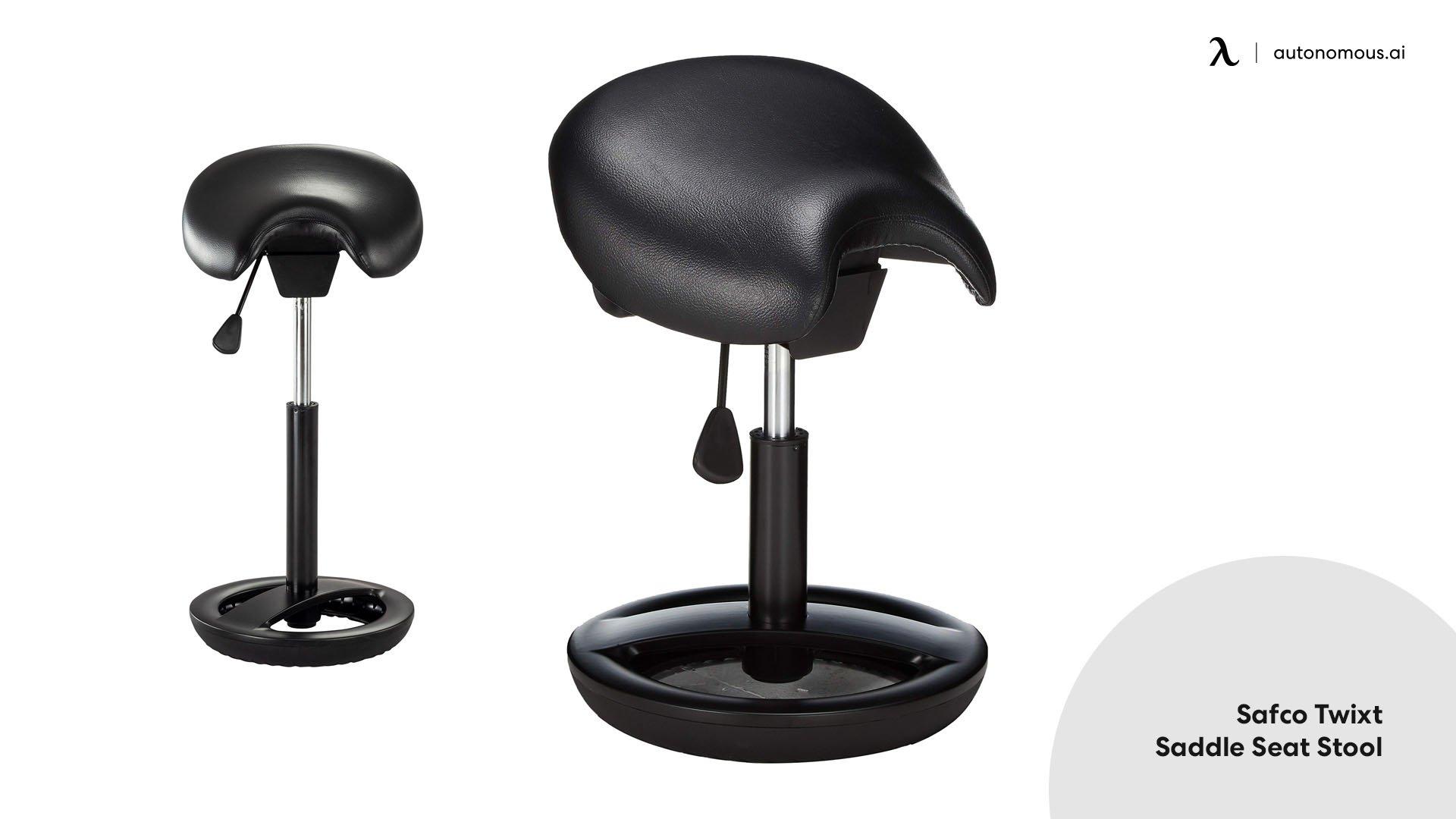Safco Twixt Saddle Seat Stool