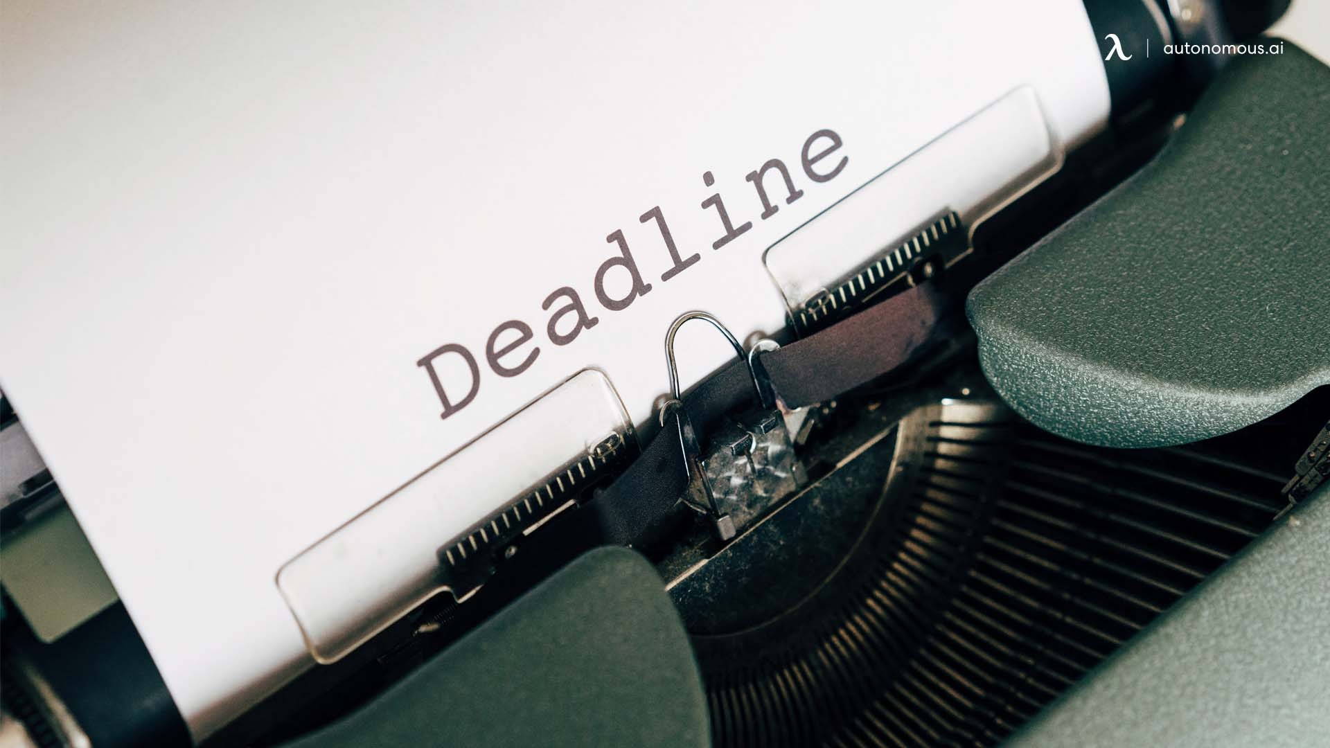 Measure objectives with deadlines