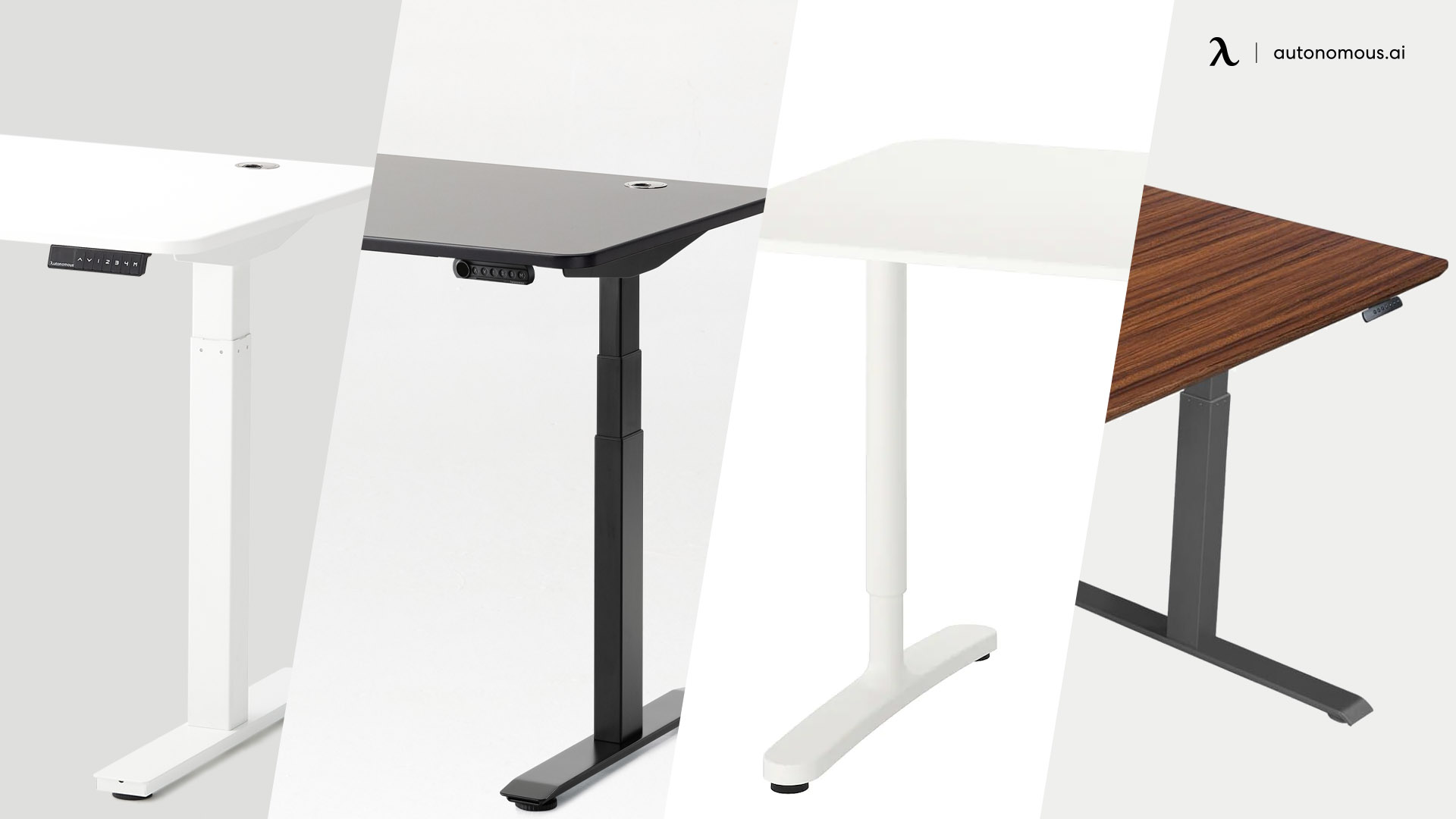 Compare SmartDesk 4 with others