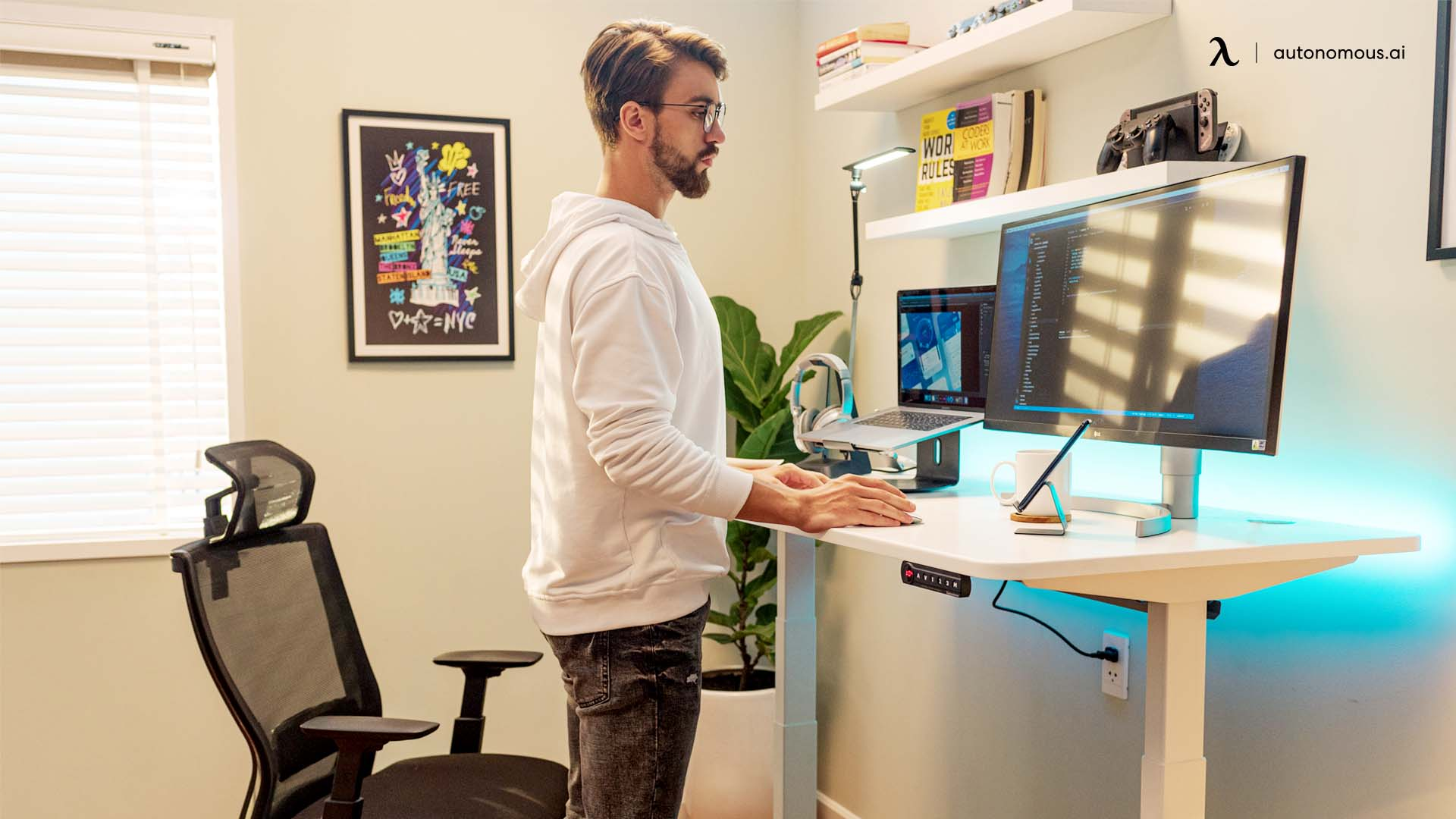 Should Standing Desks Be Automated?