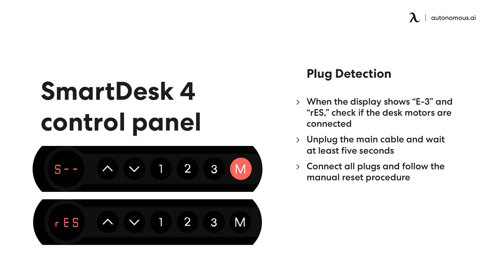 Plug Detection