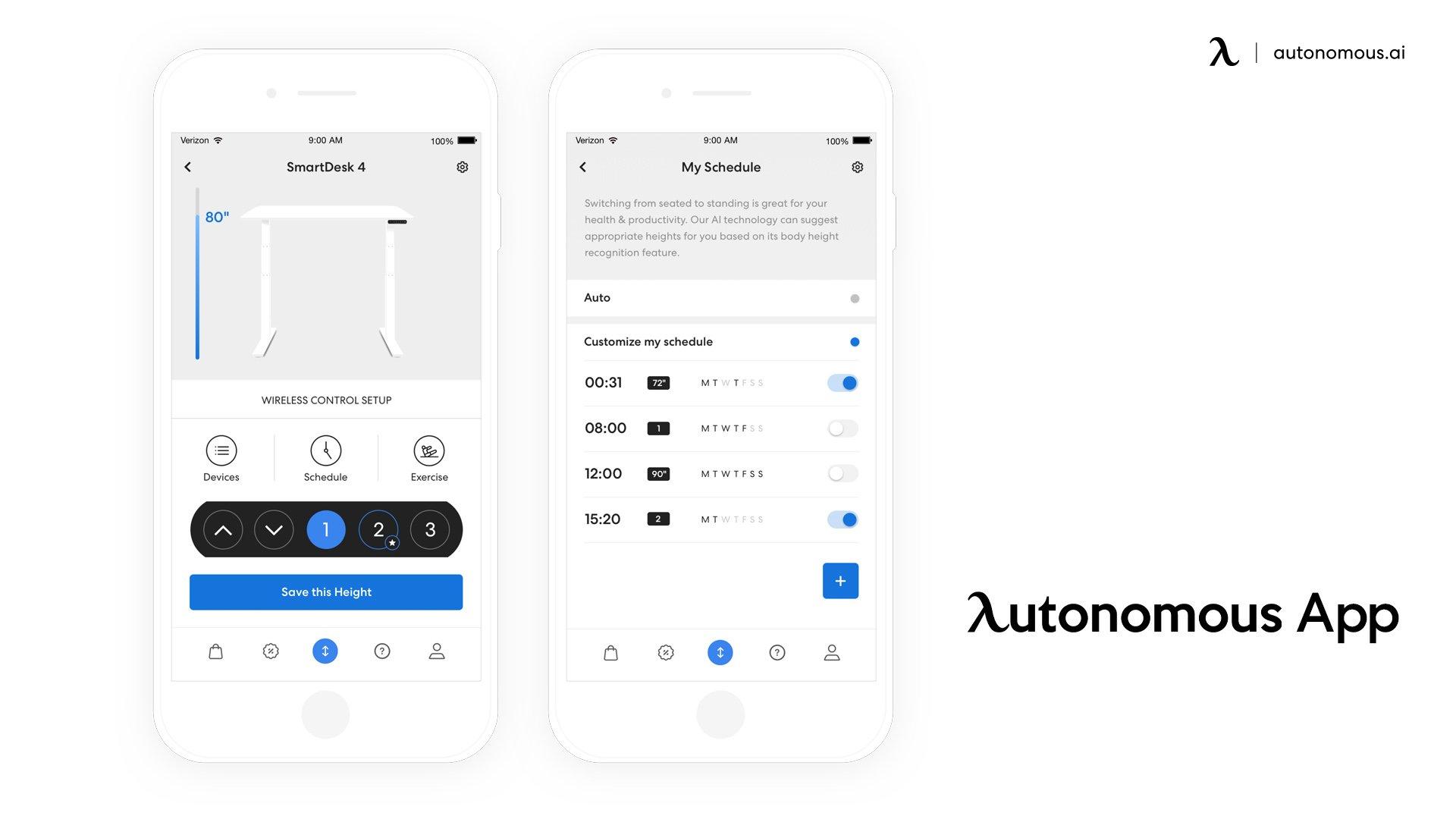 Autonomous App