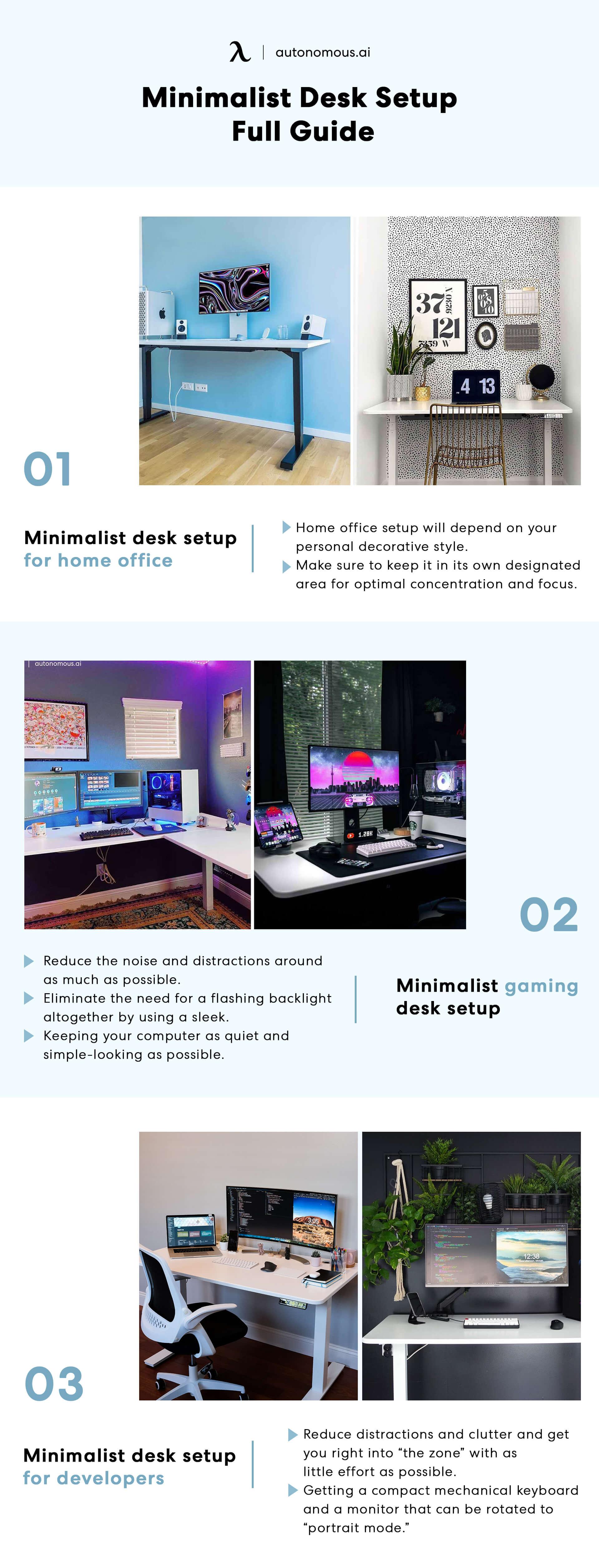 Minimalist Desk Setup Guide