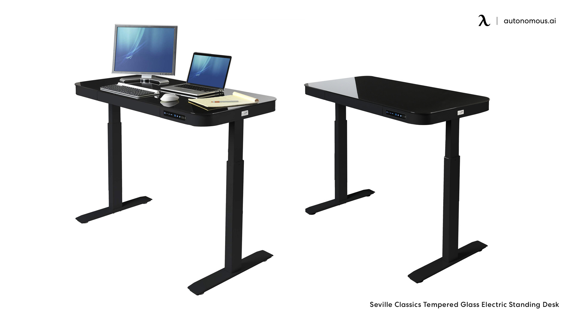 Electric Standing Desk by Vari