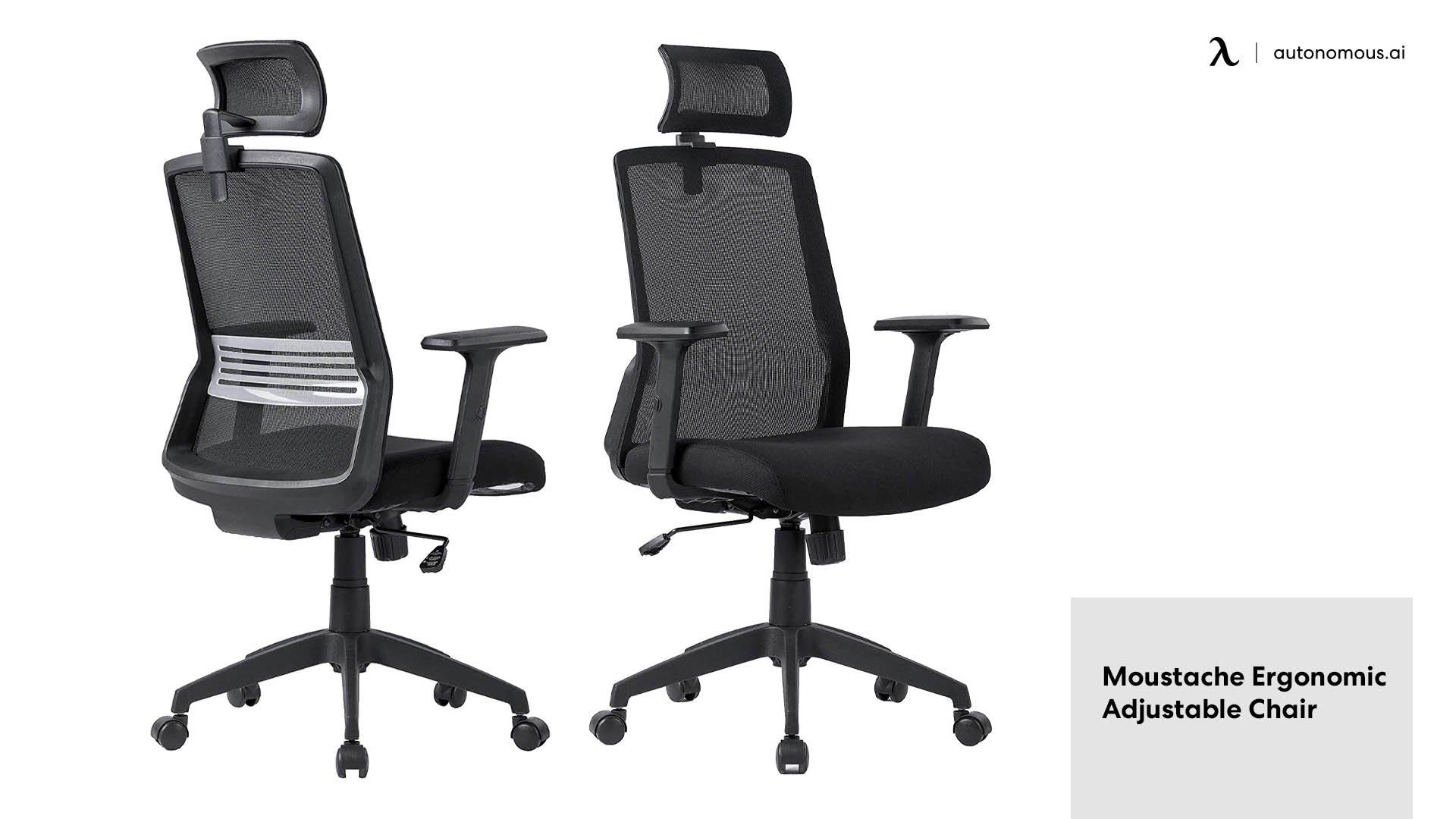 Moustache Ergonomic Adjustable Chair