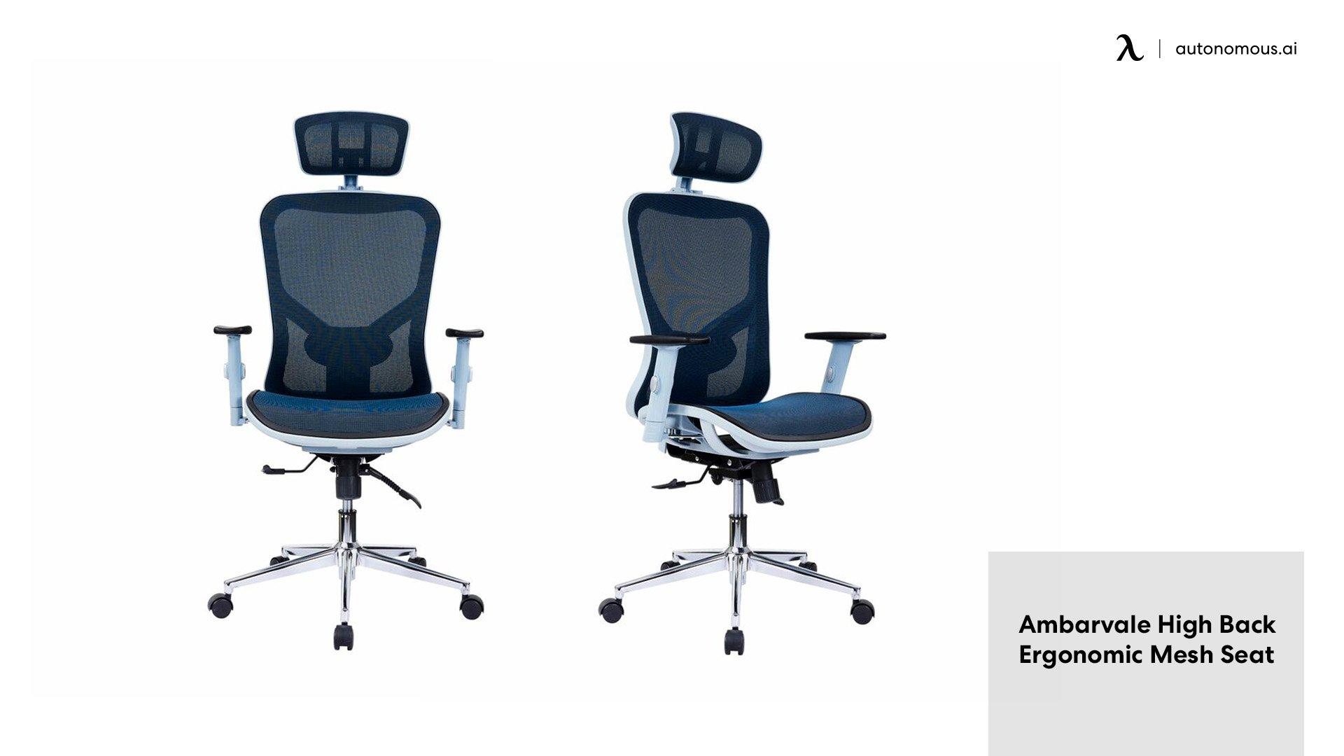 Ambarvale High Back Ergonomic Mesh Seat