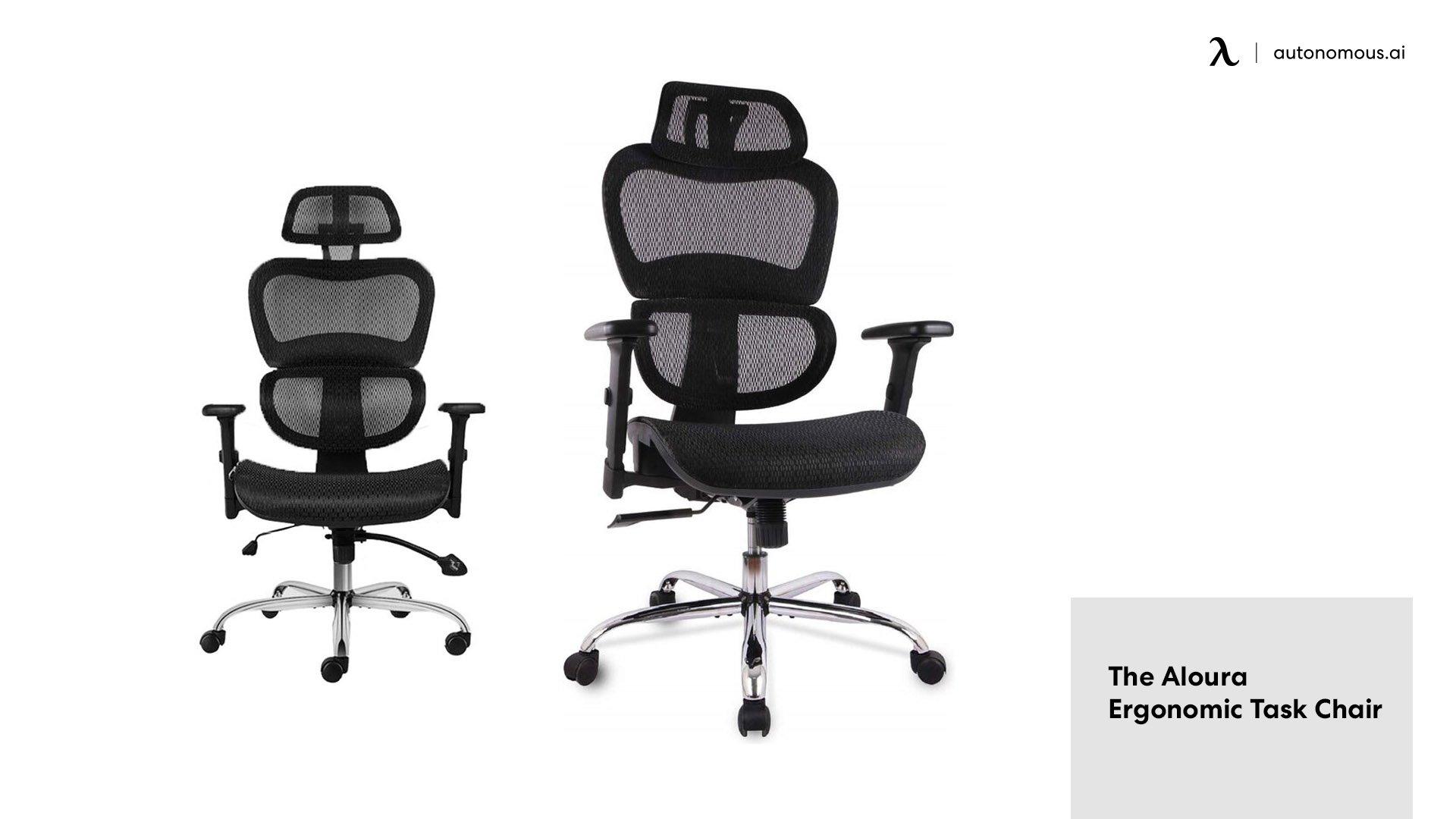 The Aloura Ergonomic Task Chair