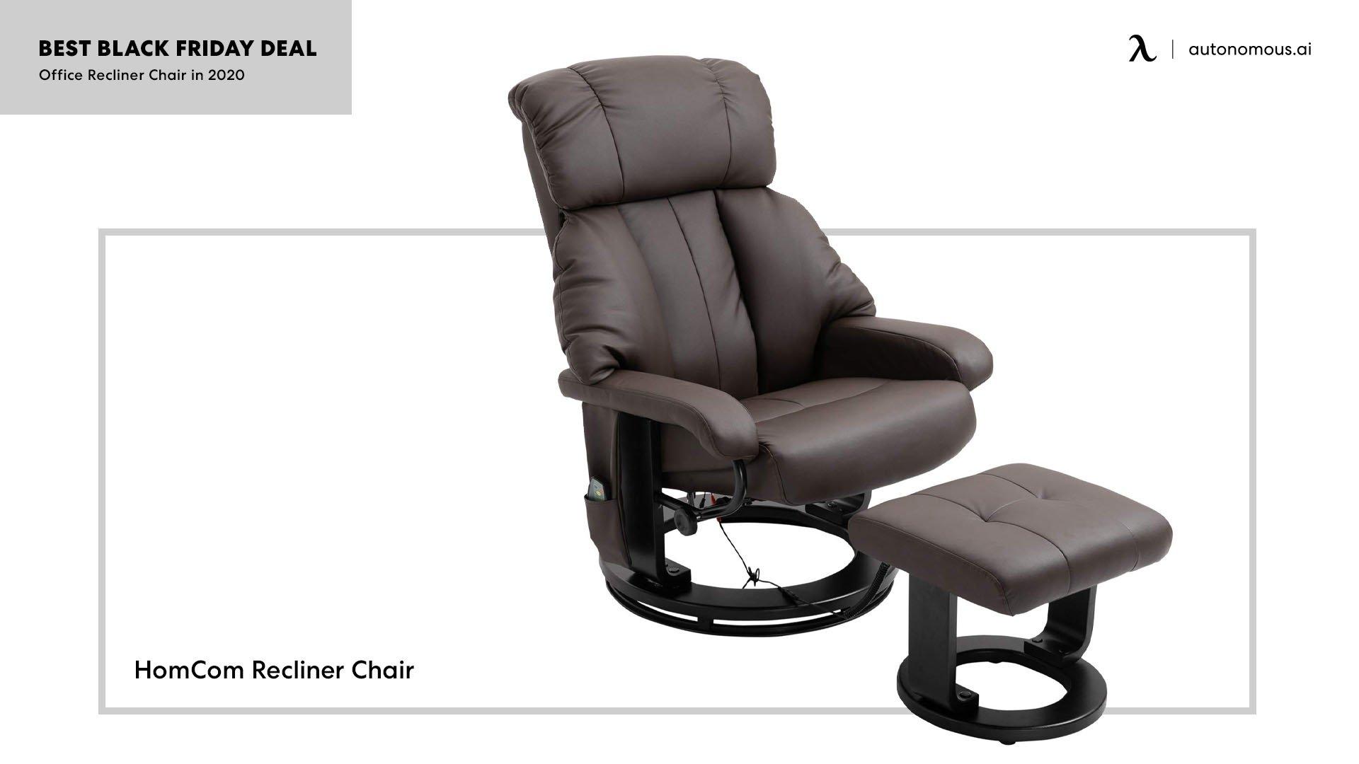 HomCom Recliner Chair