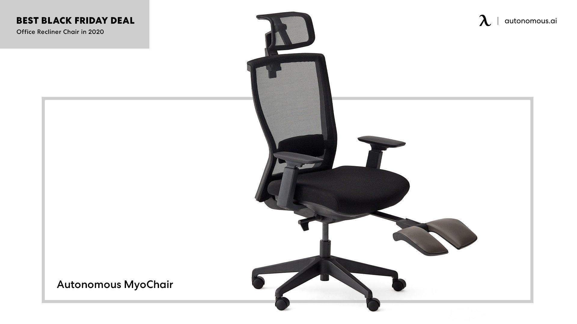 Autonomous also supplies the MyoChair
