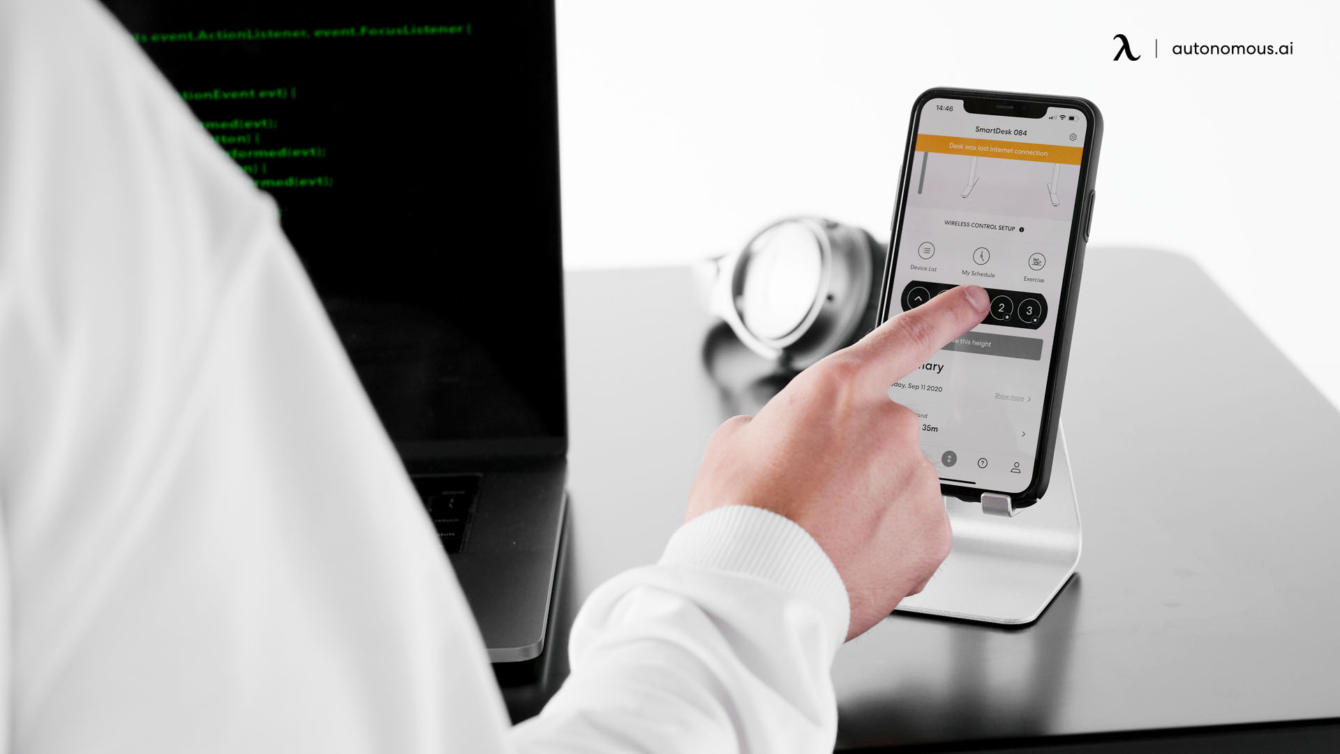 SmartDesk 4 Productivity: Pomodoro Assisted Intervals
