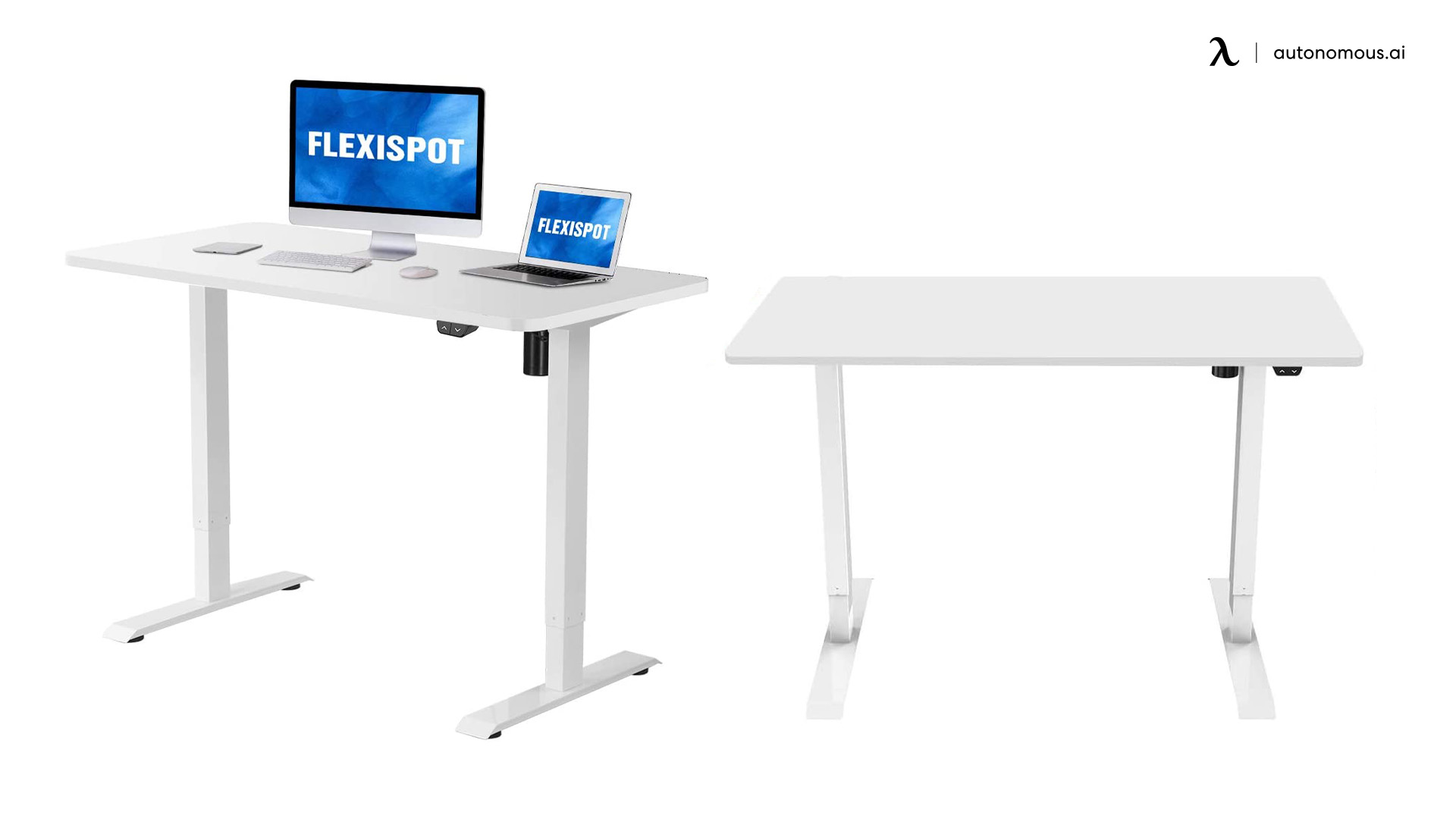 Flexispot Electric Height-Adjustable Desk
