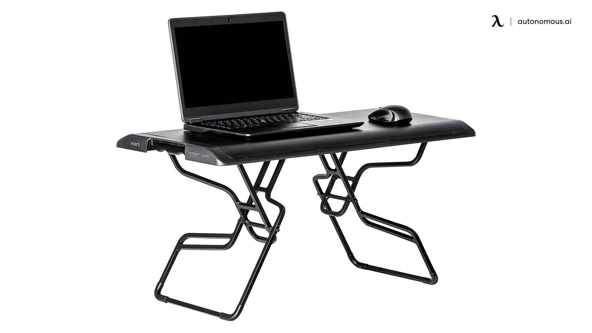 VariDesk Laptop 30 Standing Desk for Home Office
