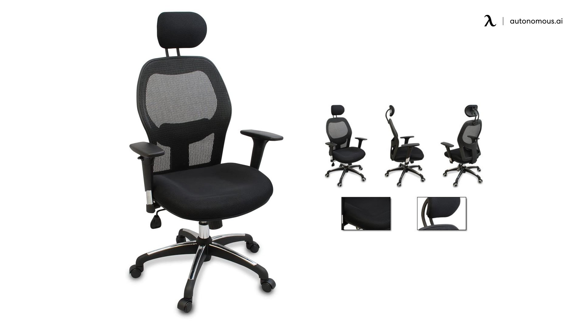 The Walker Adjustable Office Chair