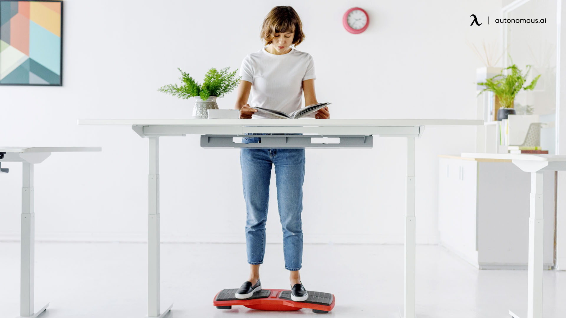 Stand and Work