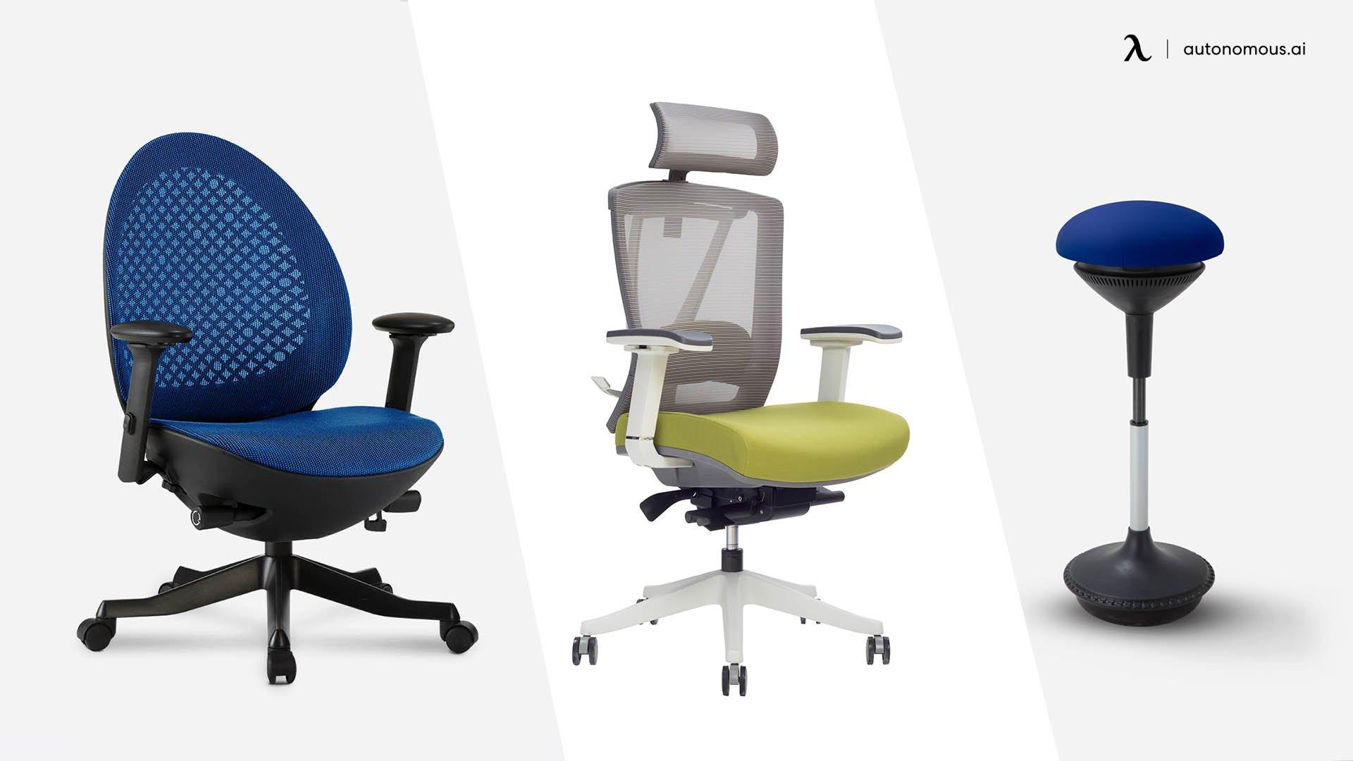 Ergonomic chair from Autonomous