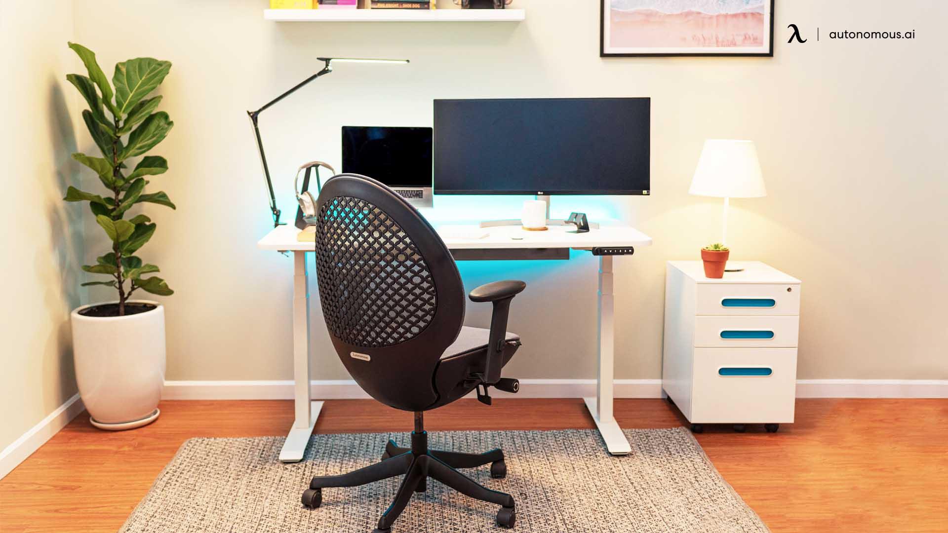 Step 3 – Best Graphic Designer Workstation Place