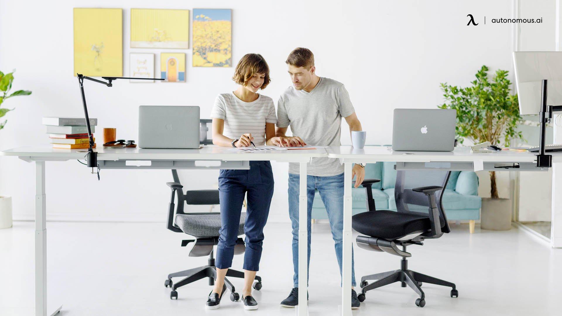 Standing Desk Overview