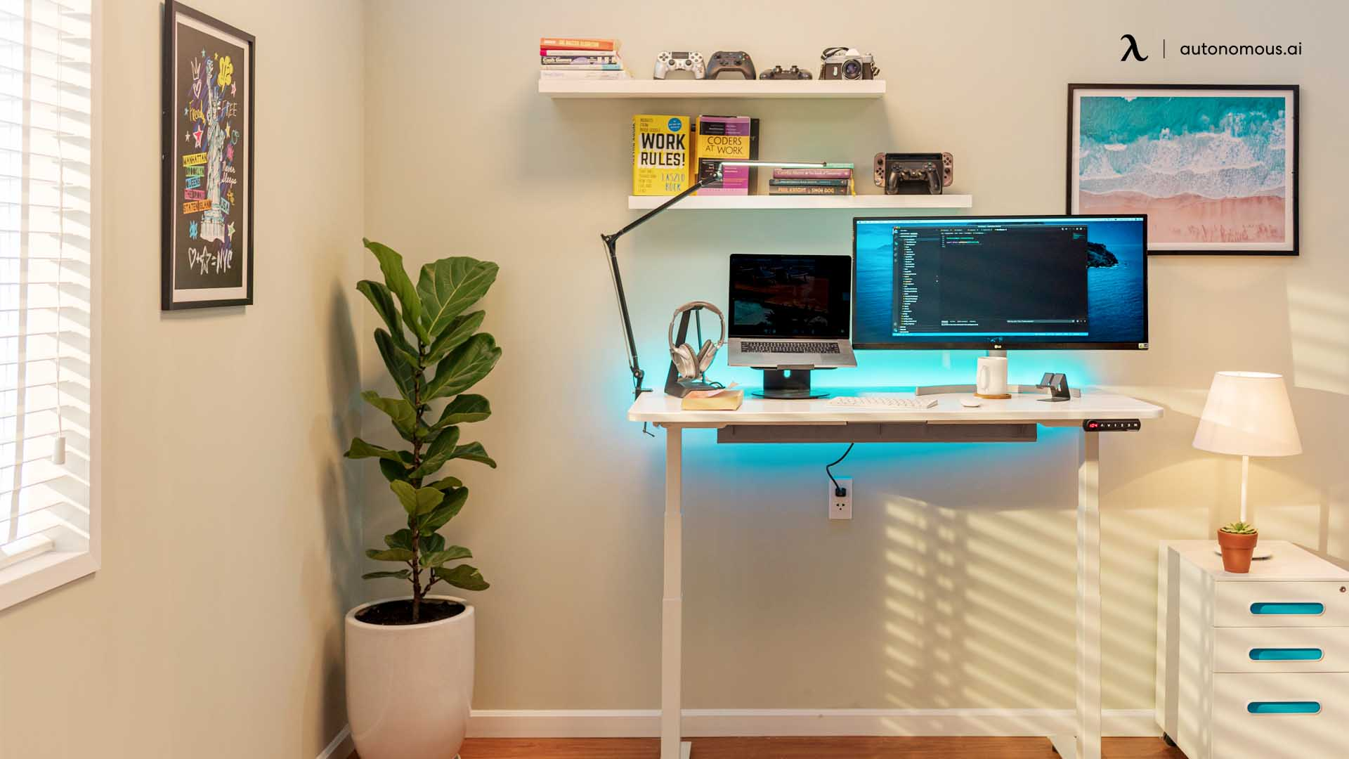 the SmartDesk 4 is the first item for the best deals Black Friday 2020