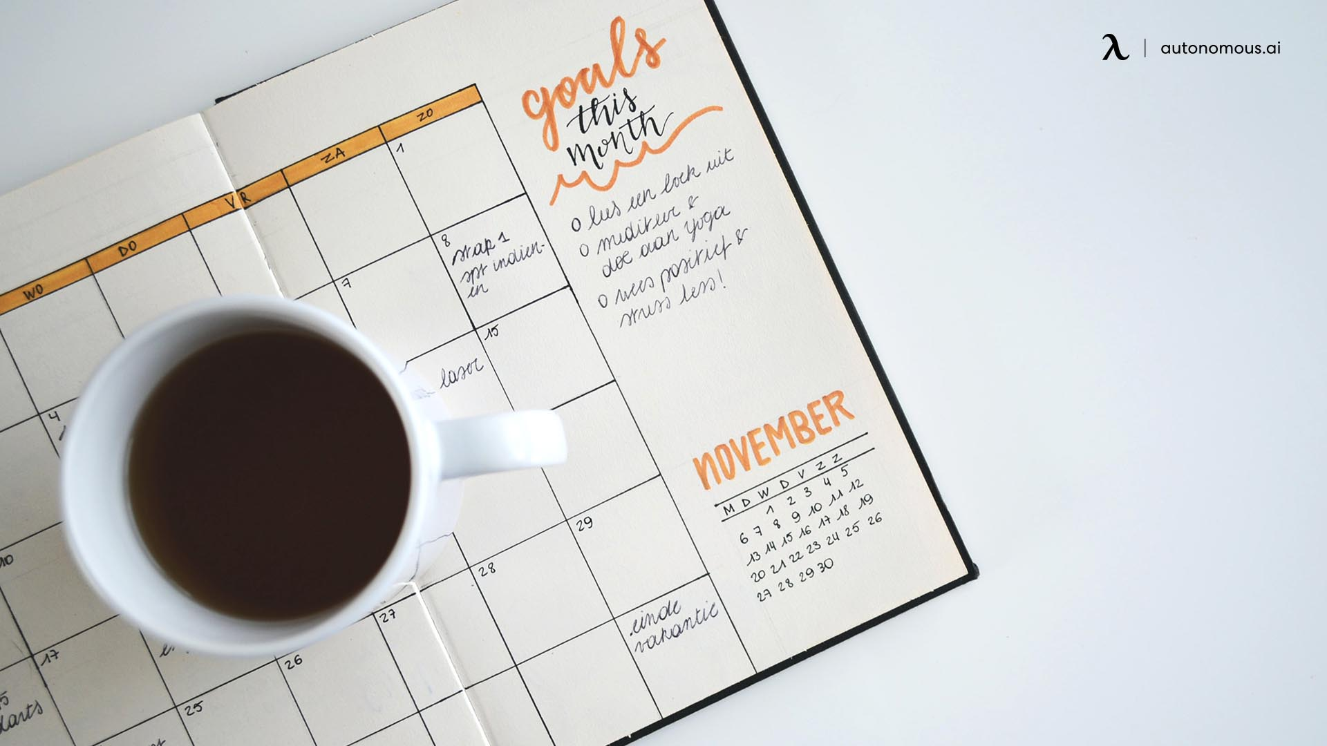Photo of Set Reasonable Goals to Achieve Each Day