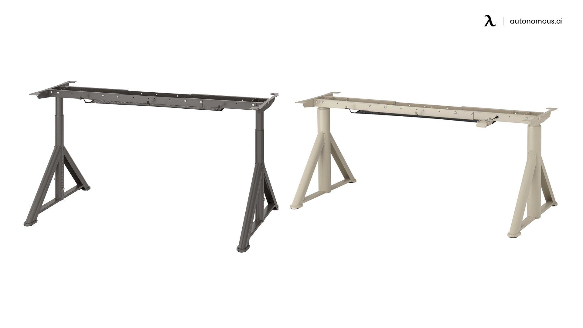 Cadre de bureau debout réglable IKEA Idasen DIY