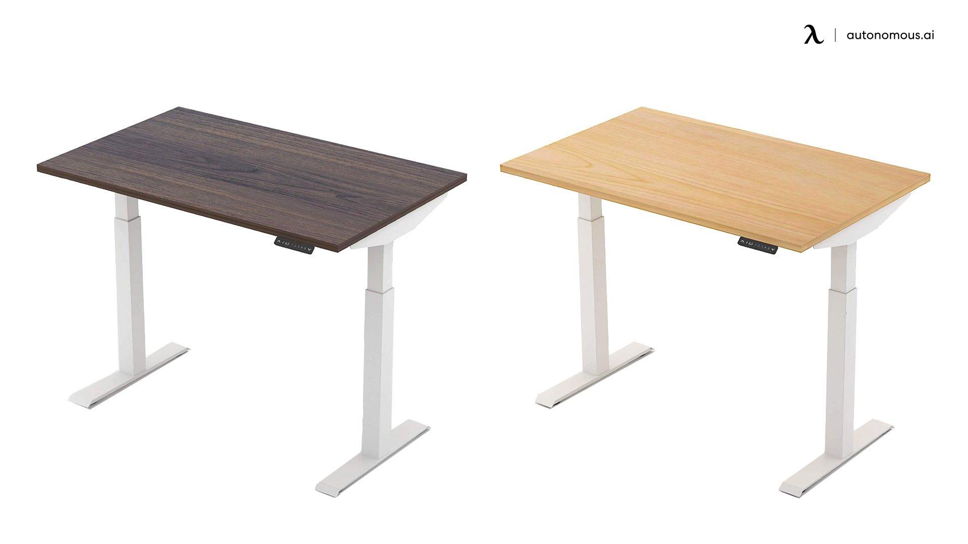 ALFA Furnishing reclaimed wood standing desk top