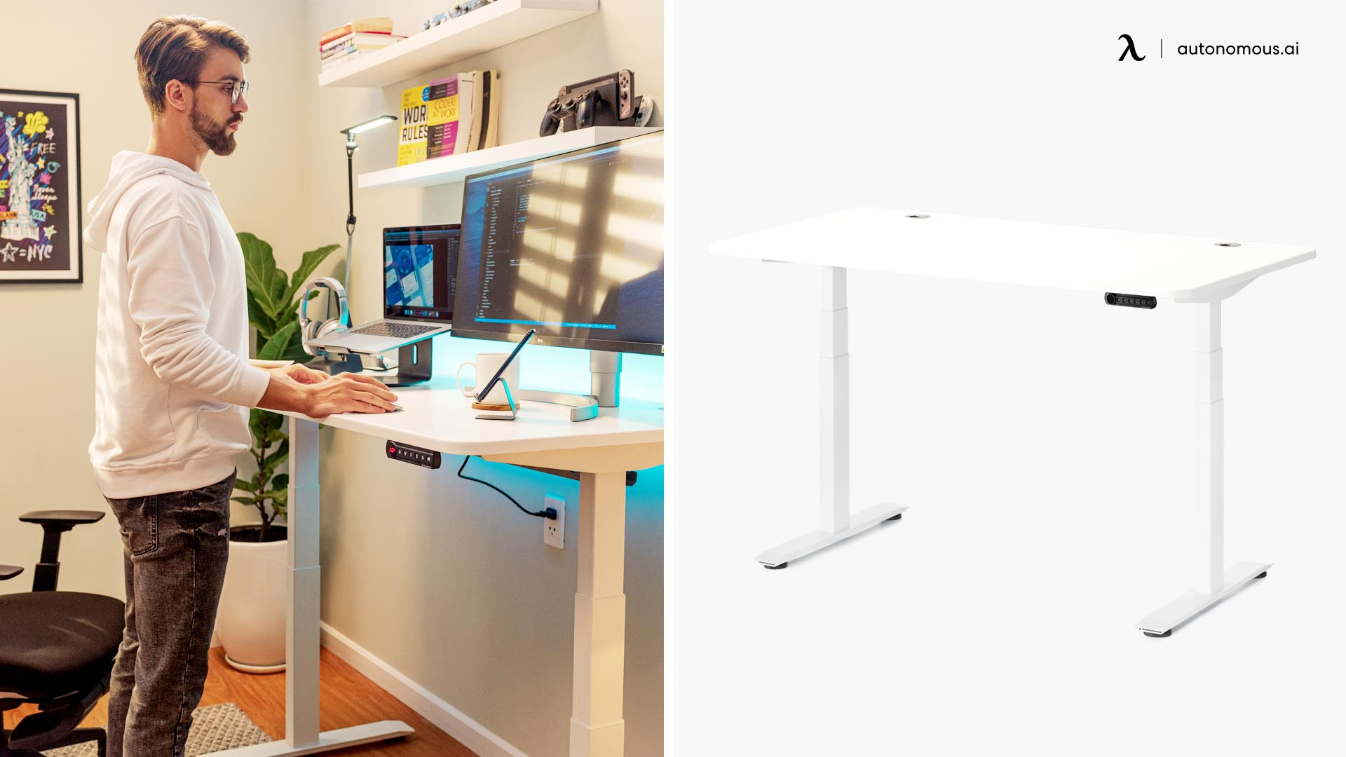 Pros and Cons of an Electric standing desk