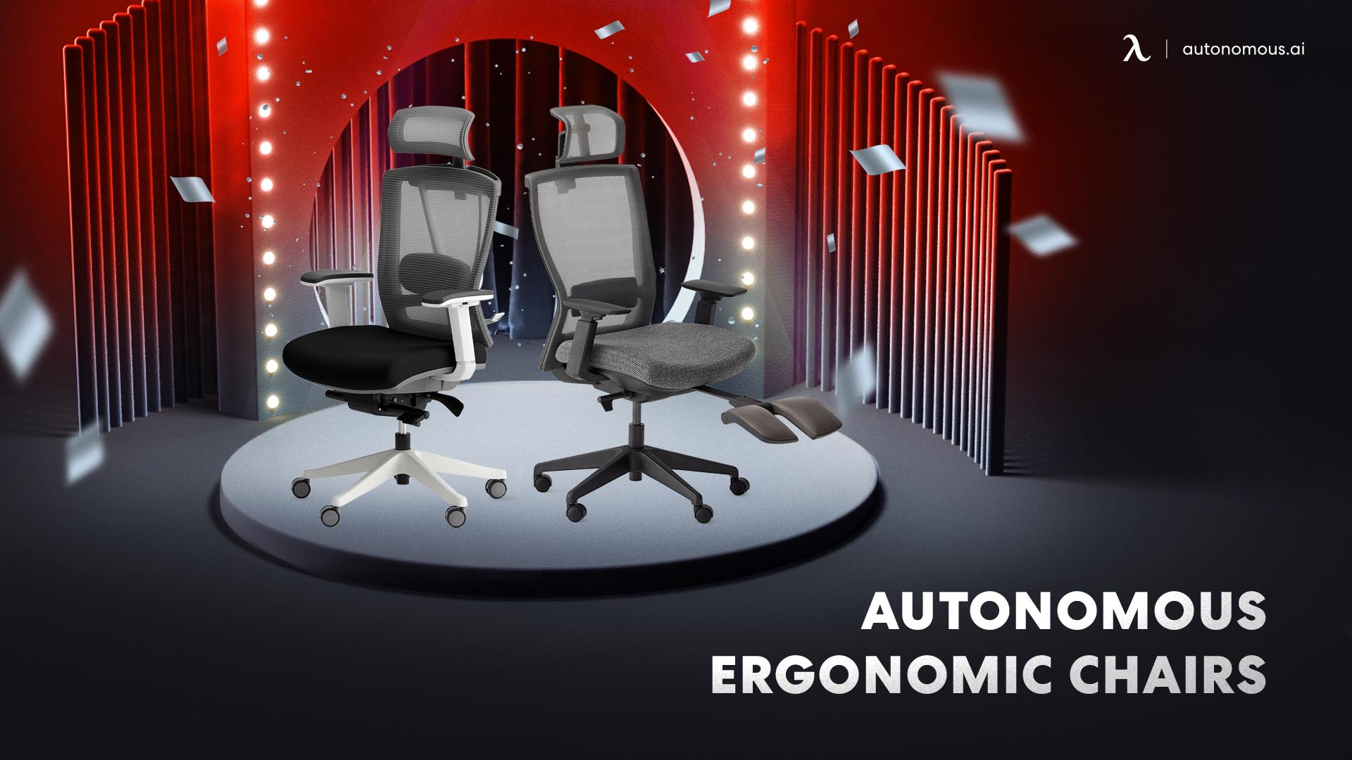 Autonomous Ergonomic Chairs