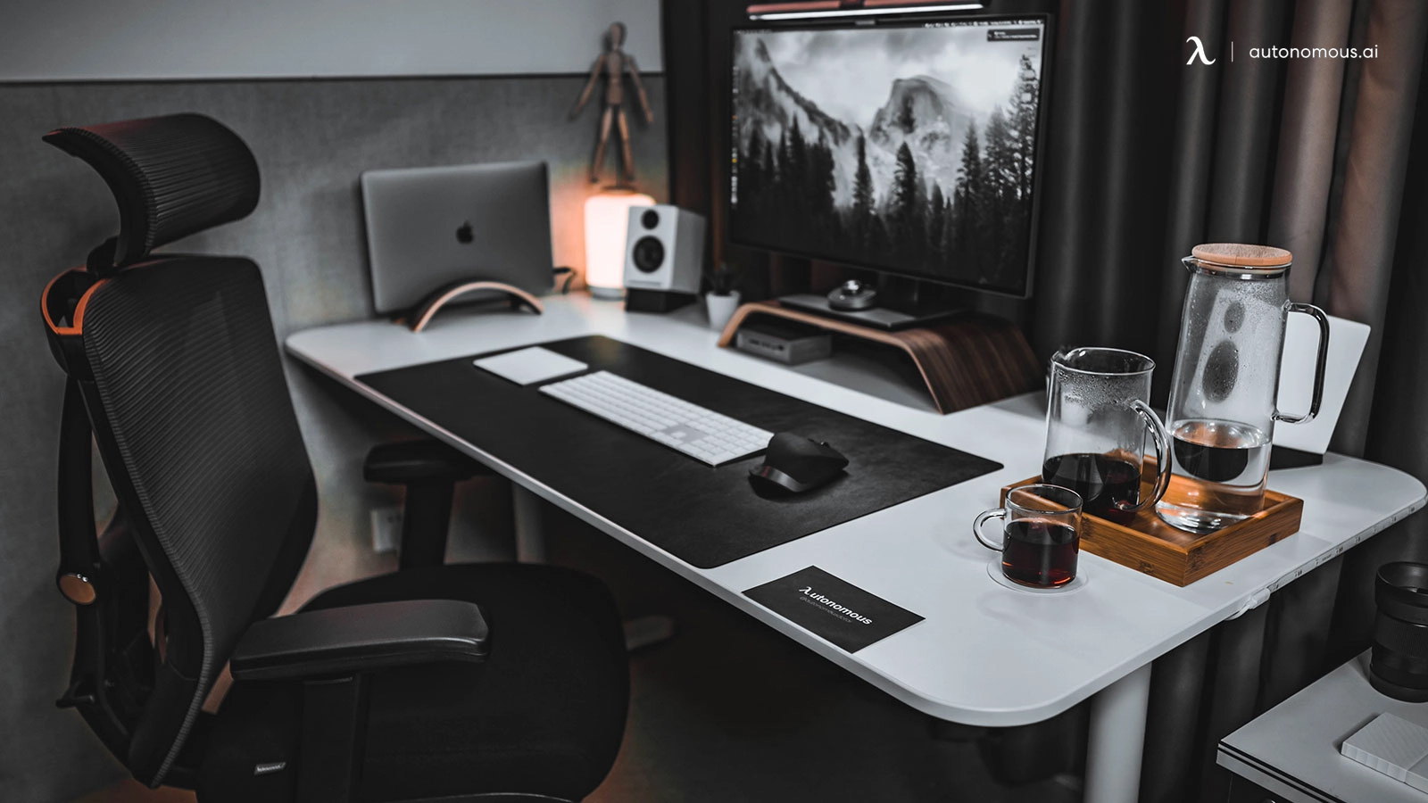 Chair and desk height