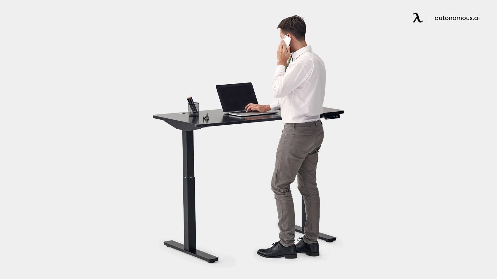 Staning desk example