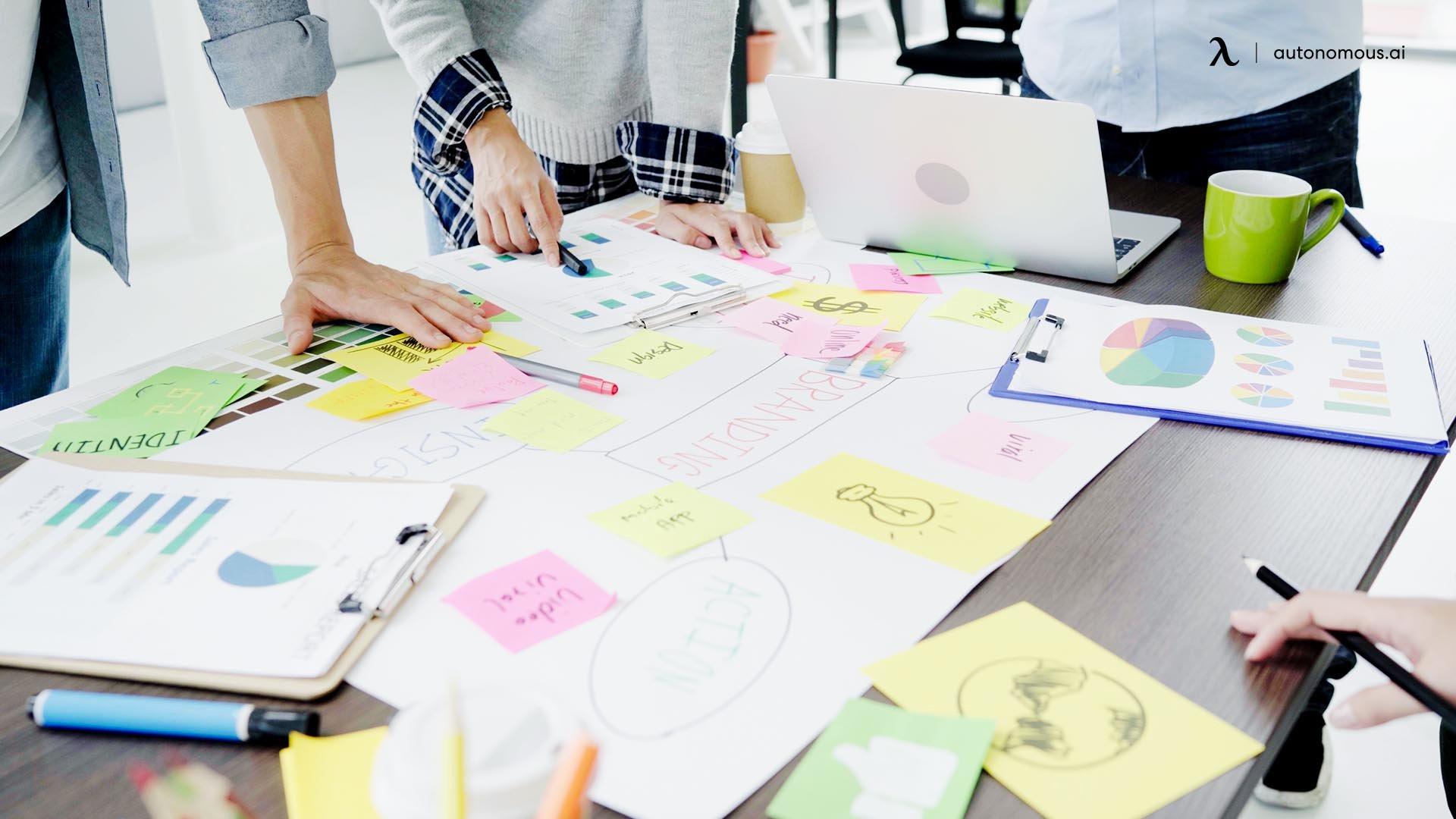 Photo of Clarify Tasks For Each Team Member