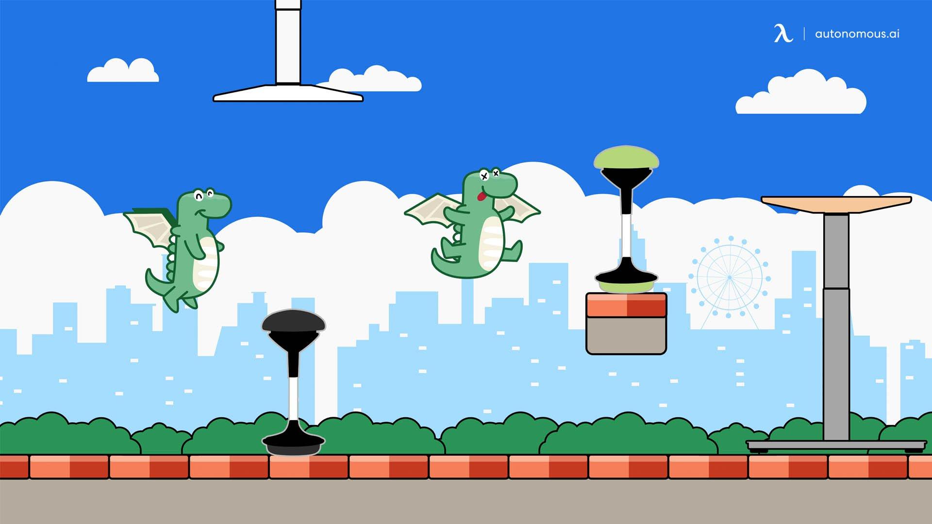 Photo of Minigame Clappy Rex