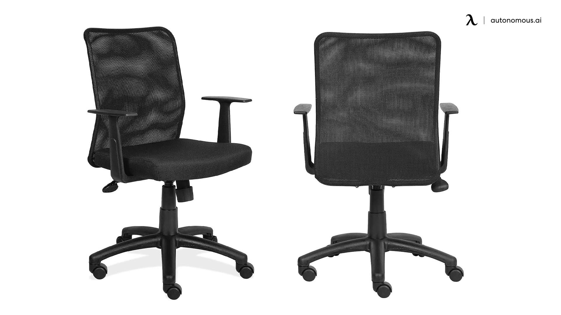 Boss Office Black Mesh task Chair
