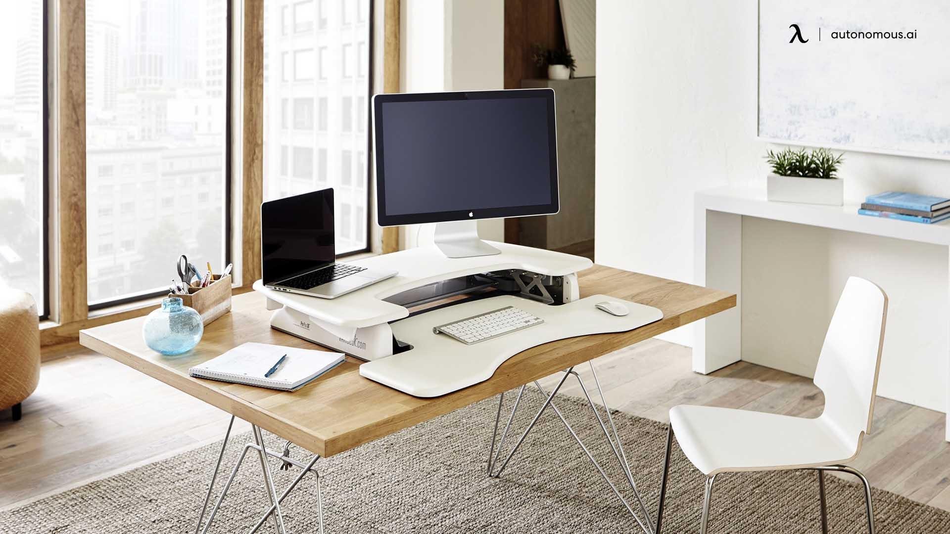 VariDesk Pro Plus Standing desk