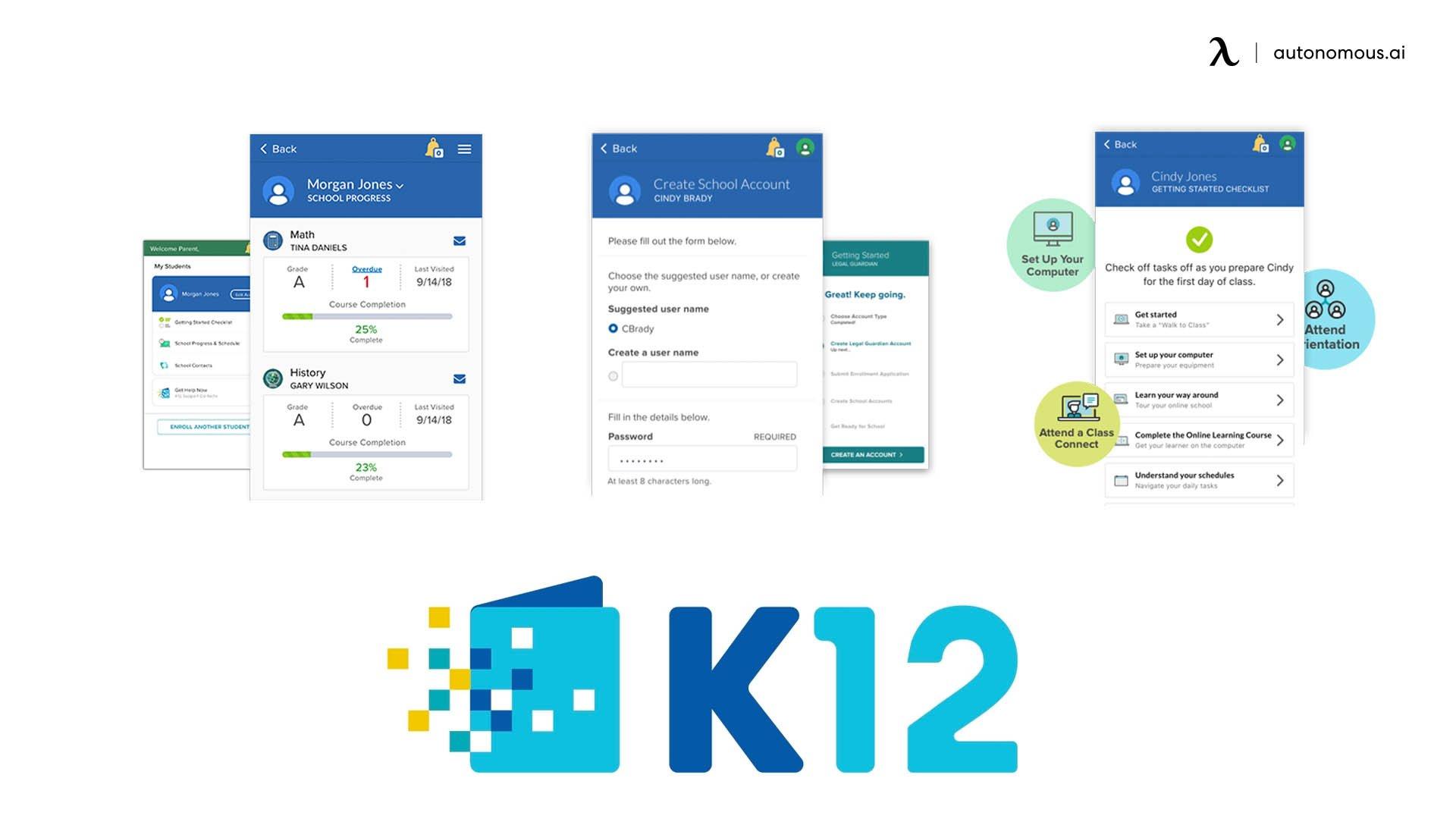 K12 Attendance App