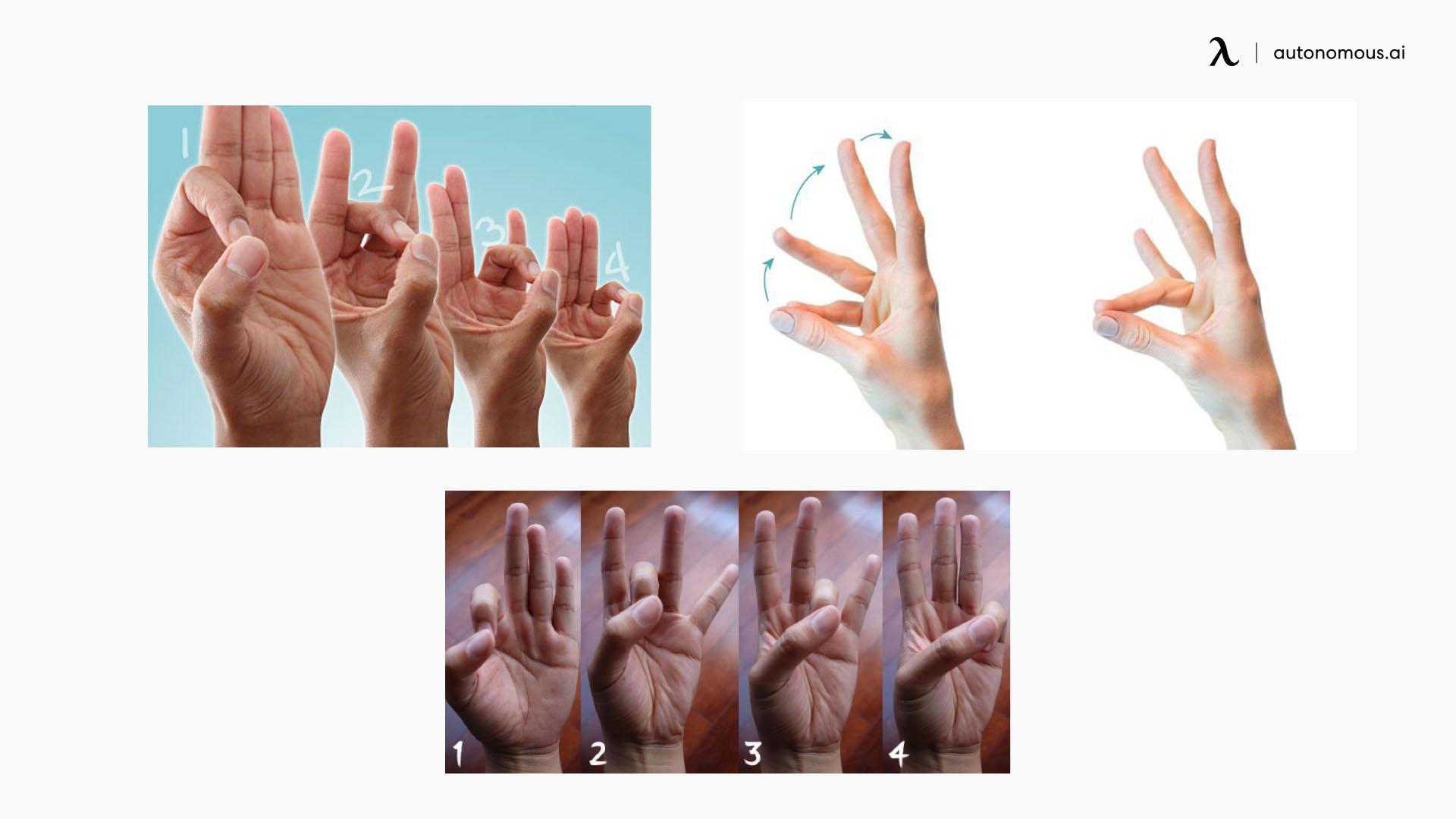 Photo of  Thumb Touches