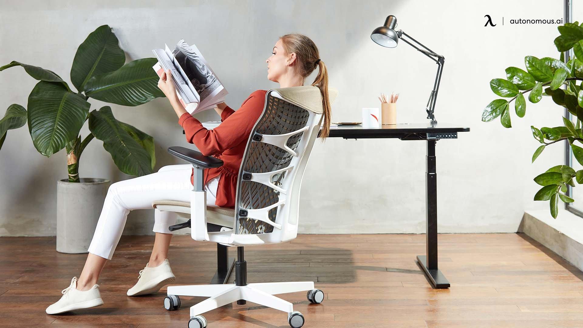 A good chair