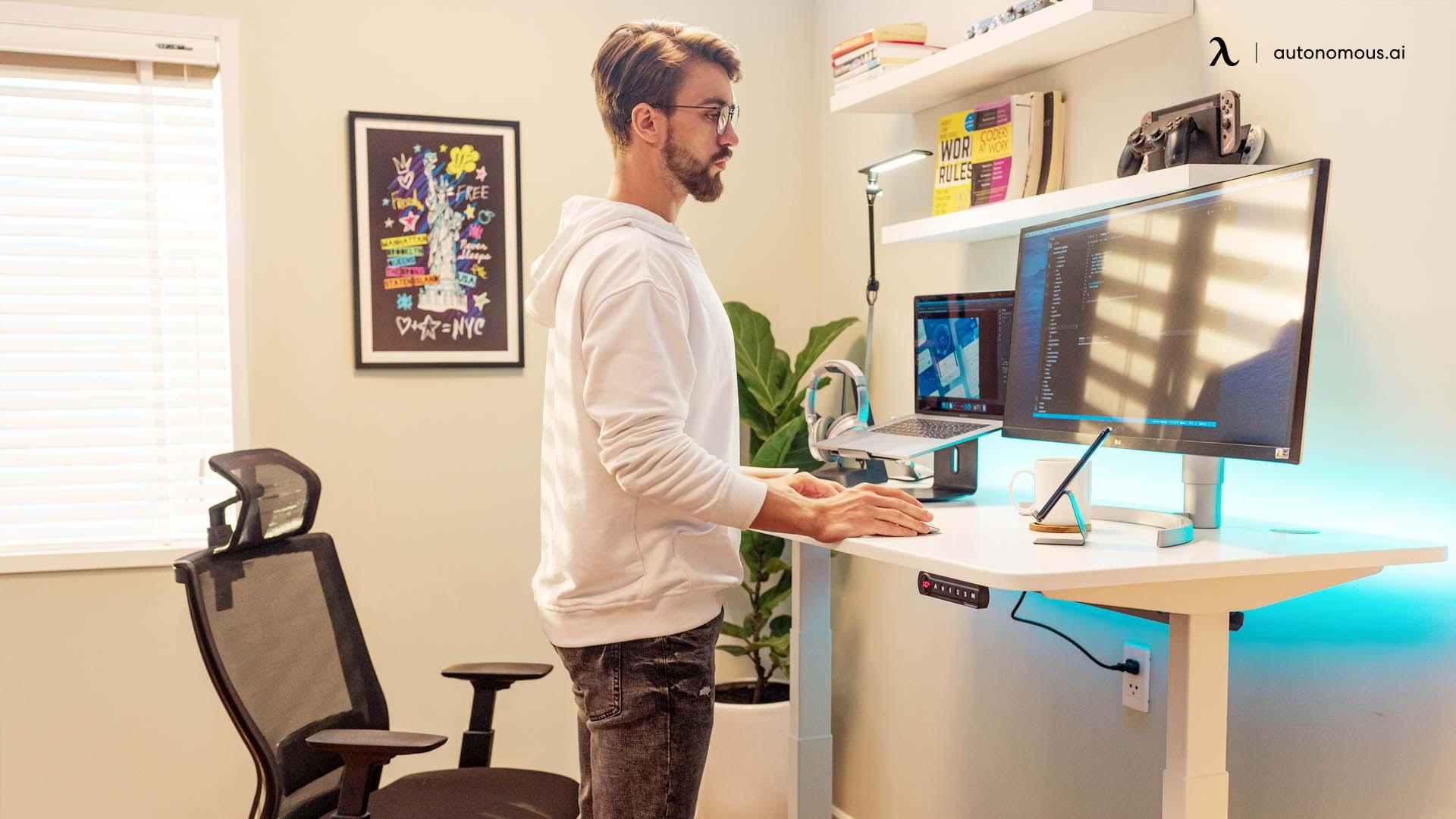 Use Standing Desks