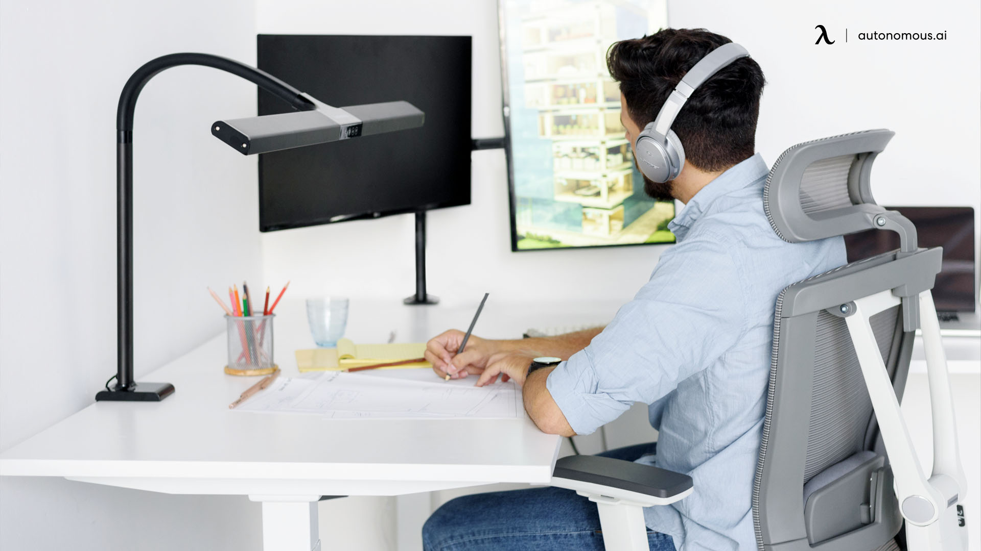 What Office Furniture Do I Need for Proper Handwriting Posture?
