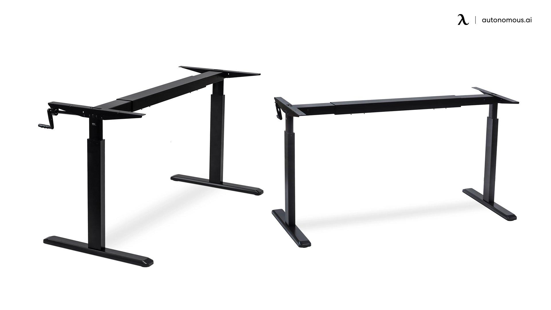 MI-7931 Standing desk frane