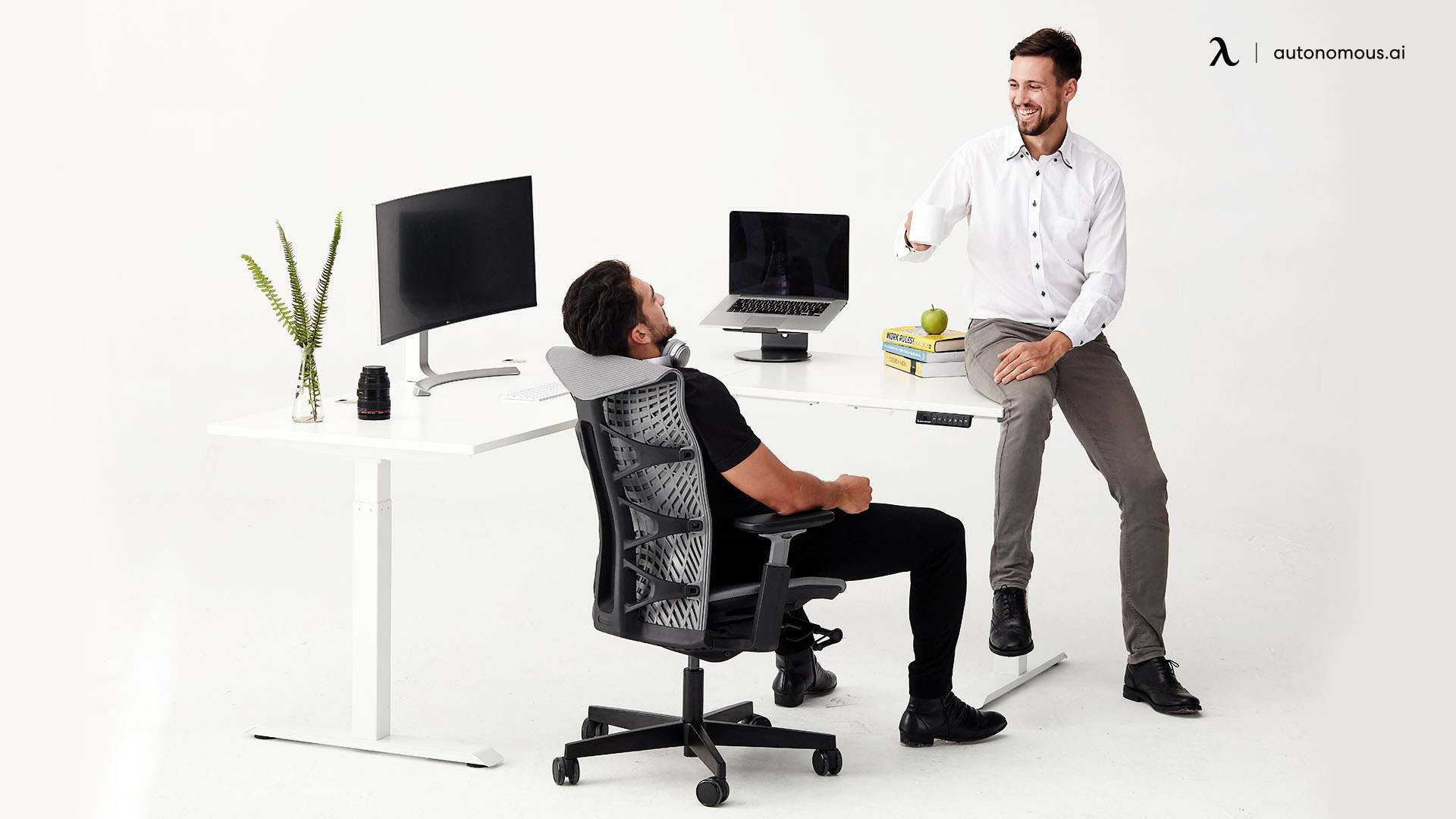 Getting an ergonomic chair