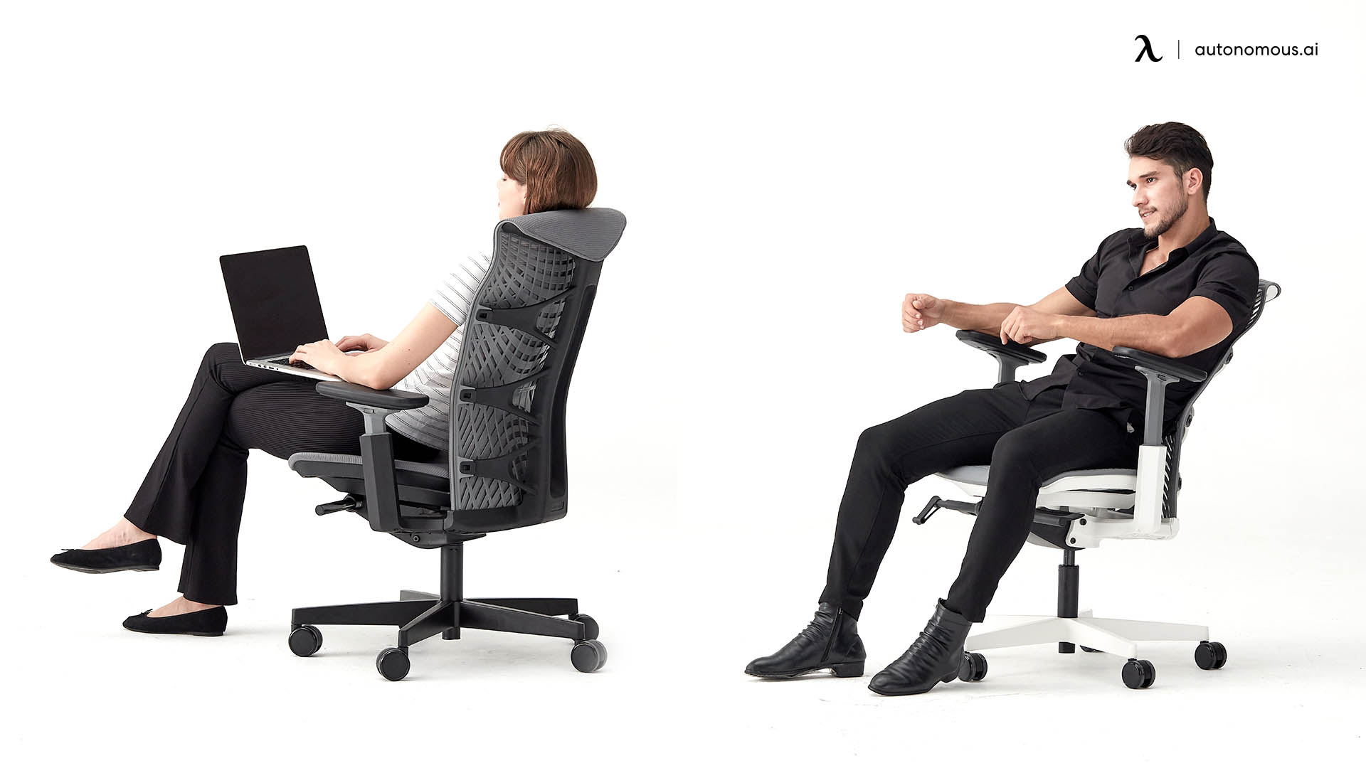 Armrest Adjustment for Ergonomic Chair