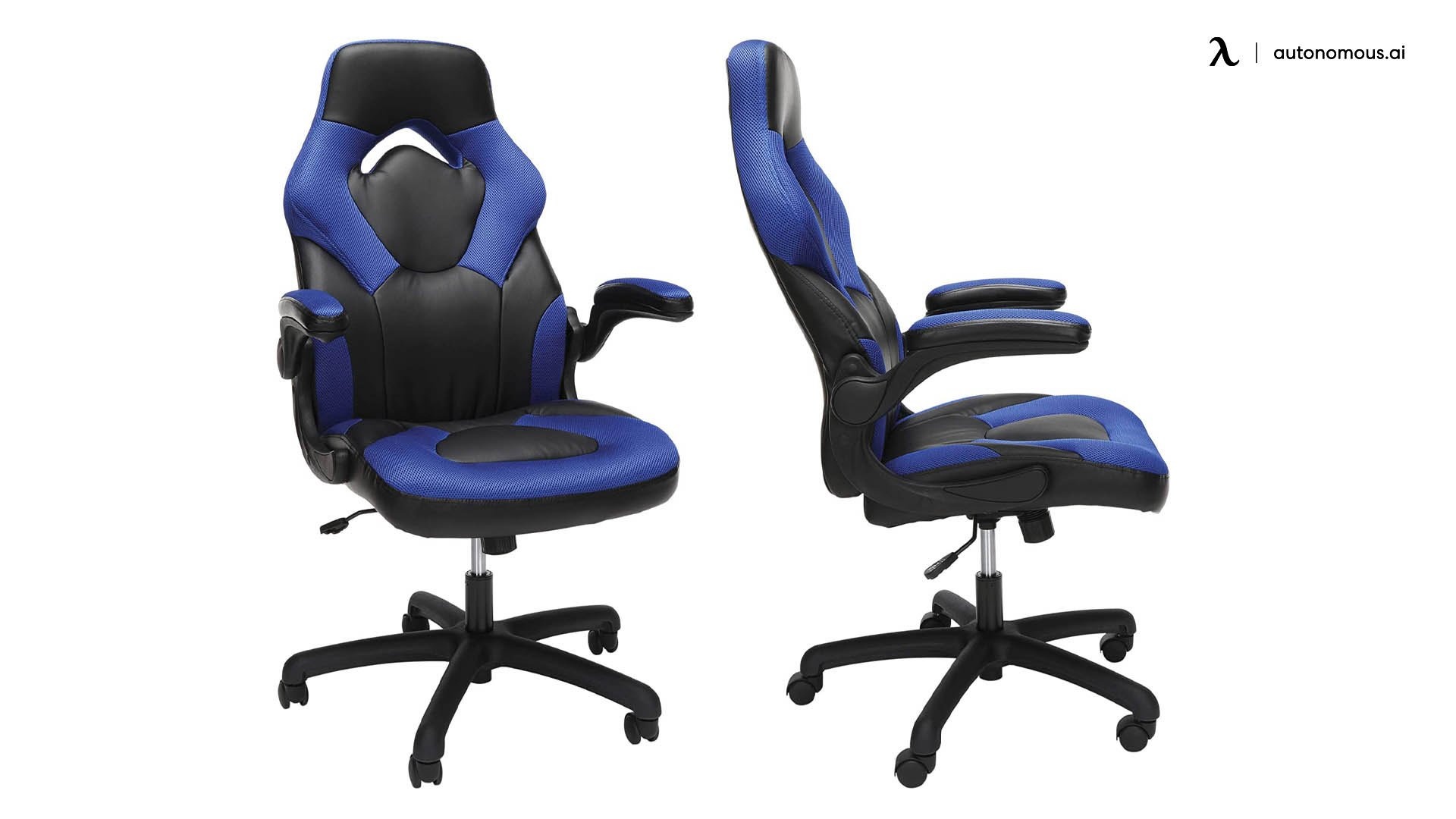 Essentials Racing Style Leather Gaming Chair