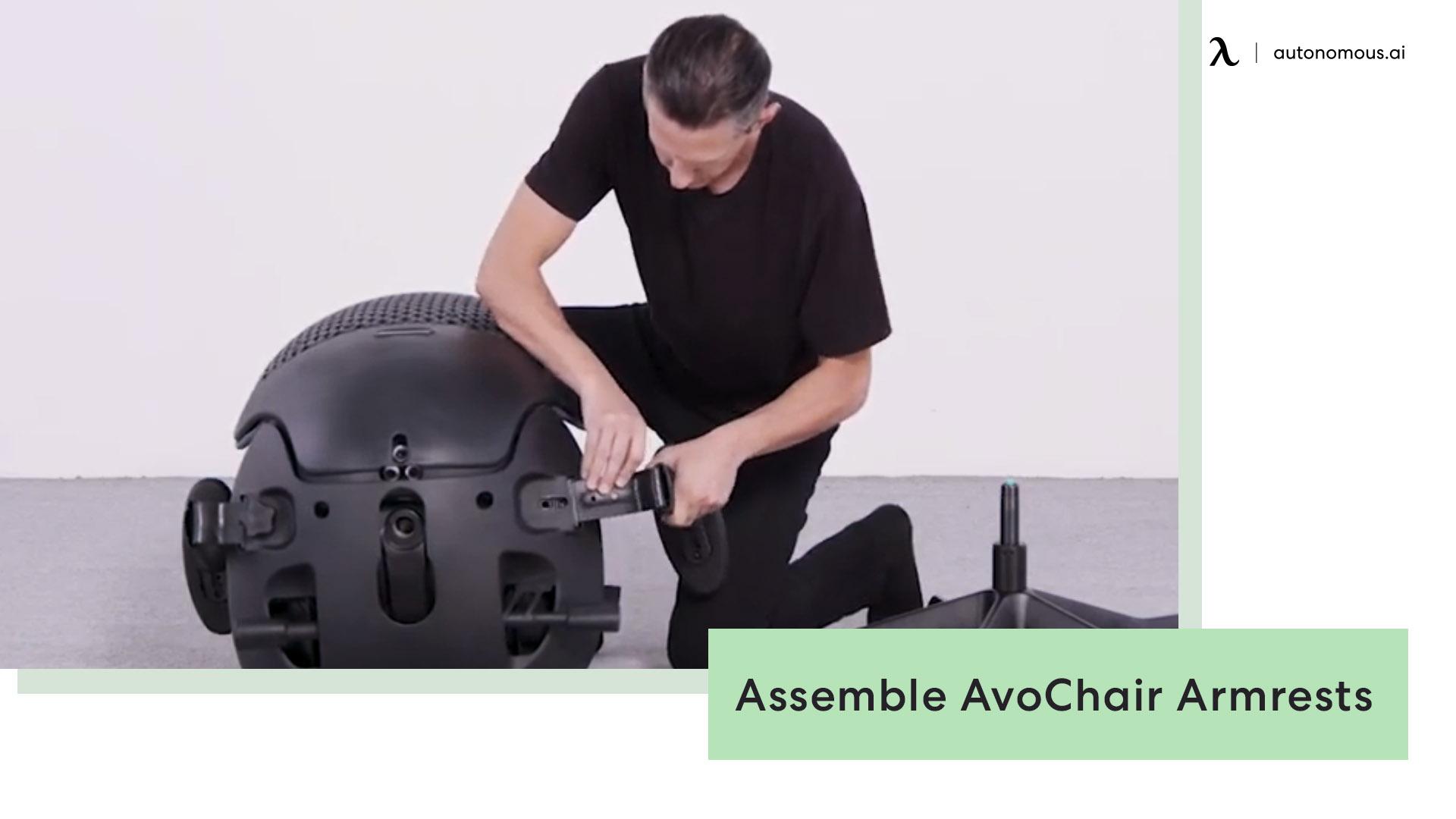 AvoChair Armrests