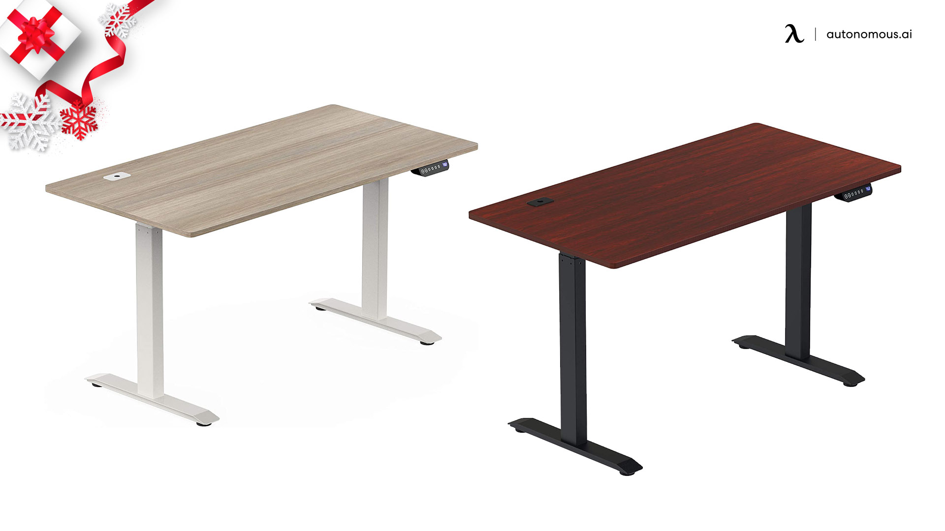 Electric Standing Desk by SHW store